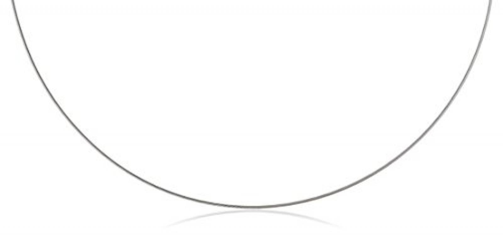 Bella Donna Damen-Halsreif 925 Sterlingsilber 43 cm 52624309