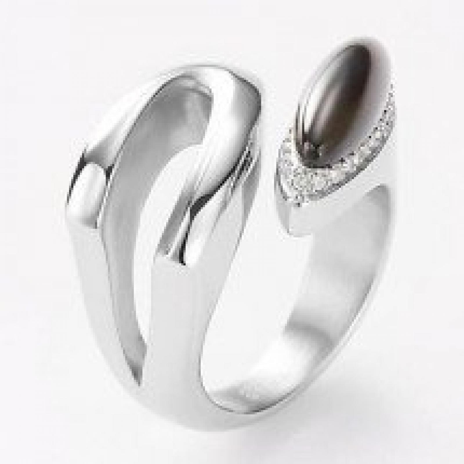 Fossil Ring Damenring Gr. 54/17,2 JF85861040505