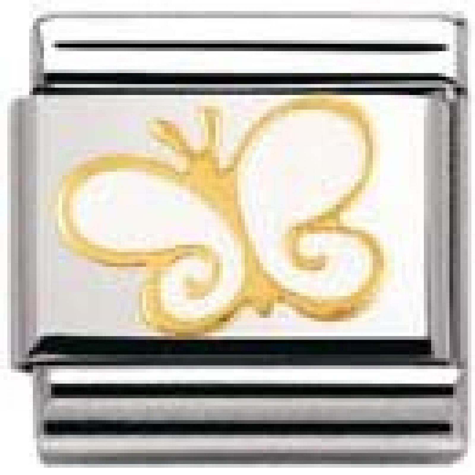 Nomination Composable Classic NATURA (Schmetterling) (030278-03)