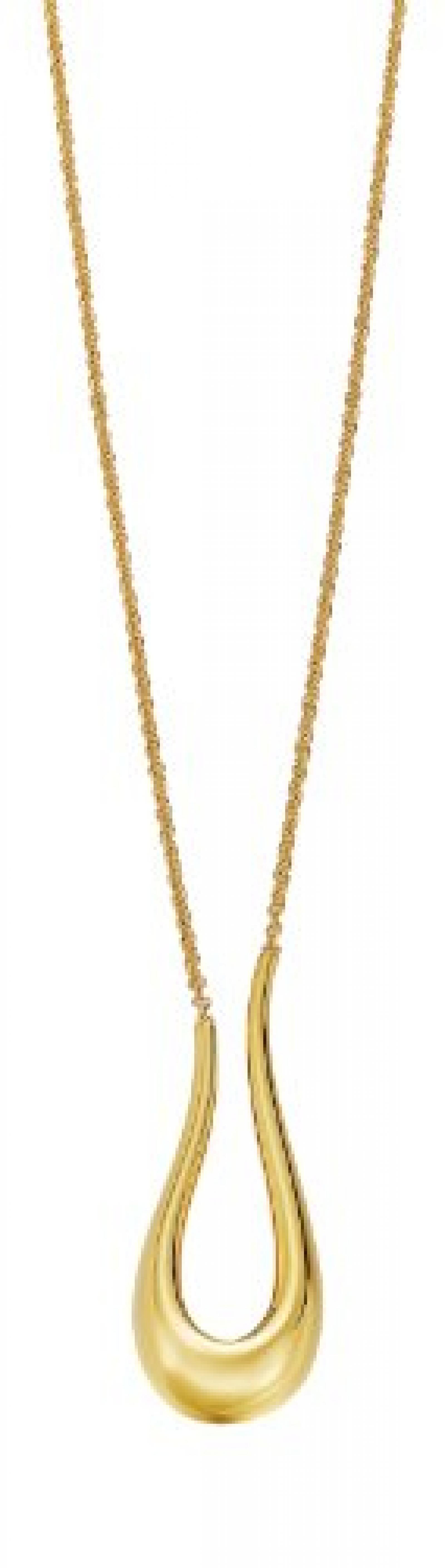 Joop Damen-Halsband 925 Sterling Silber rhodiniert Ohne Drew JPNL90561B800