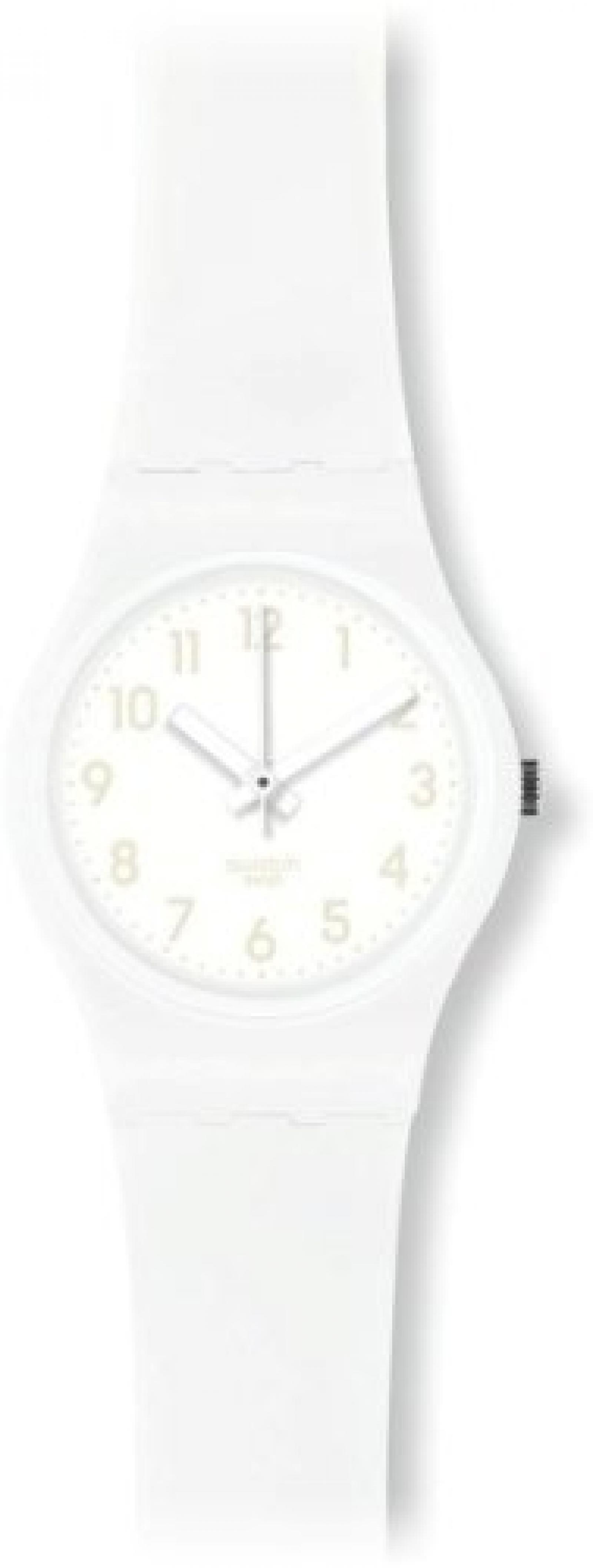 Swatch Damen-Armbanduhr Cool Brise LW134C
