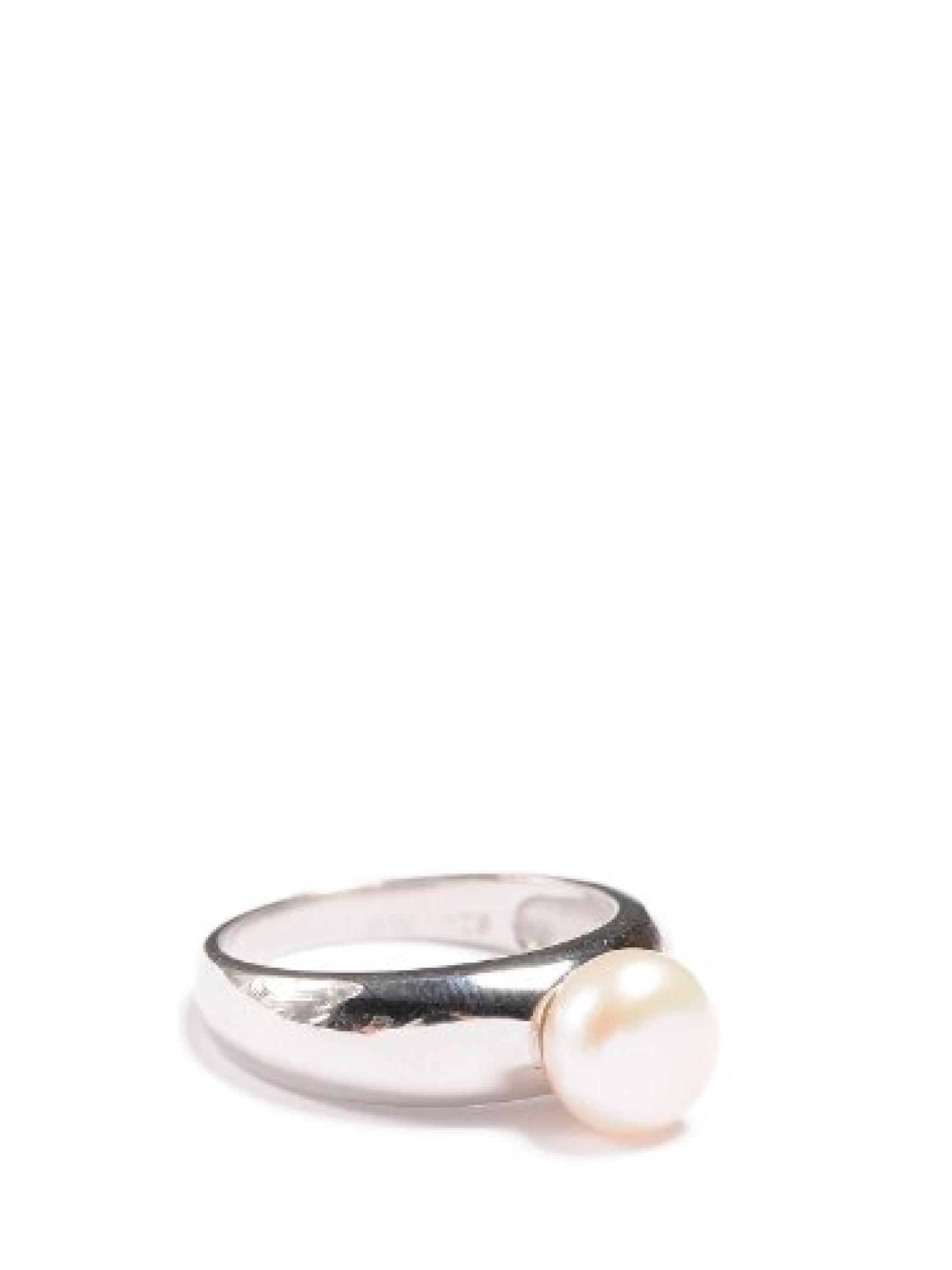 Valero Pearls Ring silber, 18