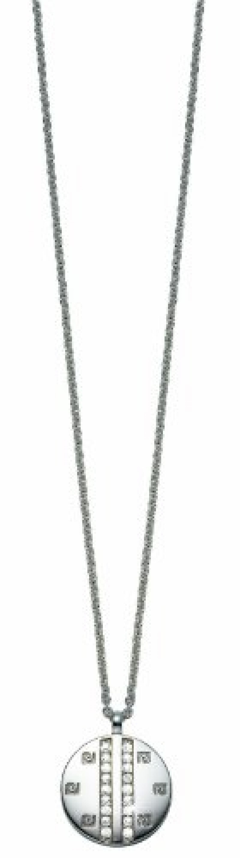 Pierre Cardin Damenkette 925/ooo Sterlingsilber 42cm Gravure PCNL-90361.A.42