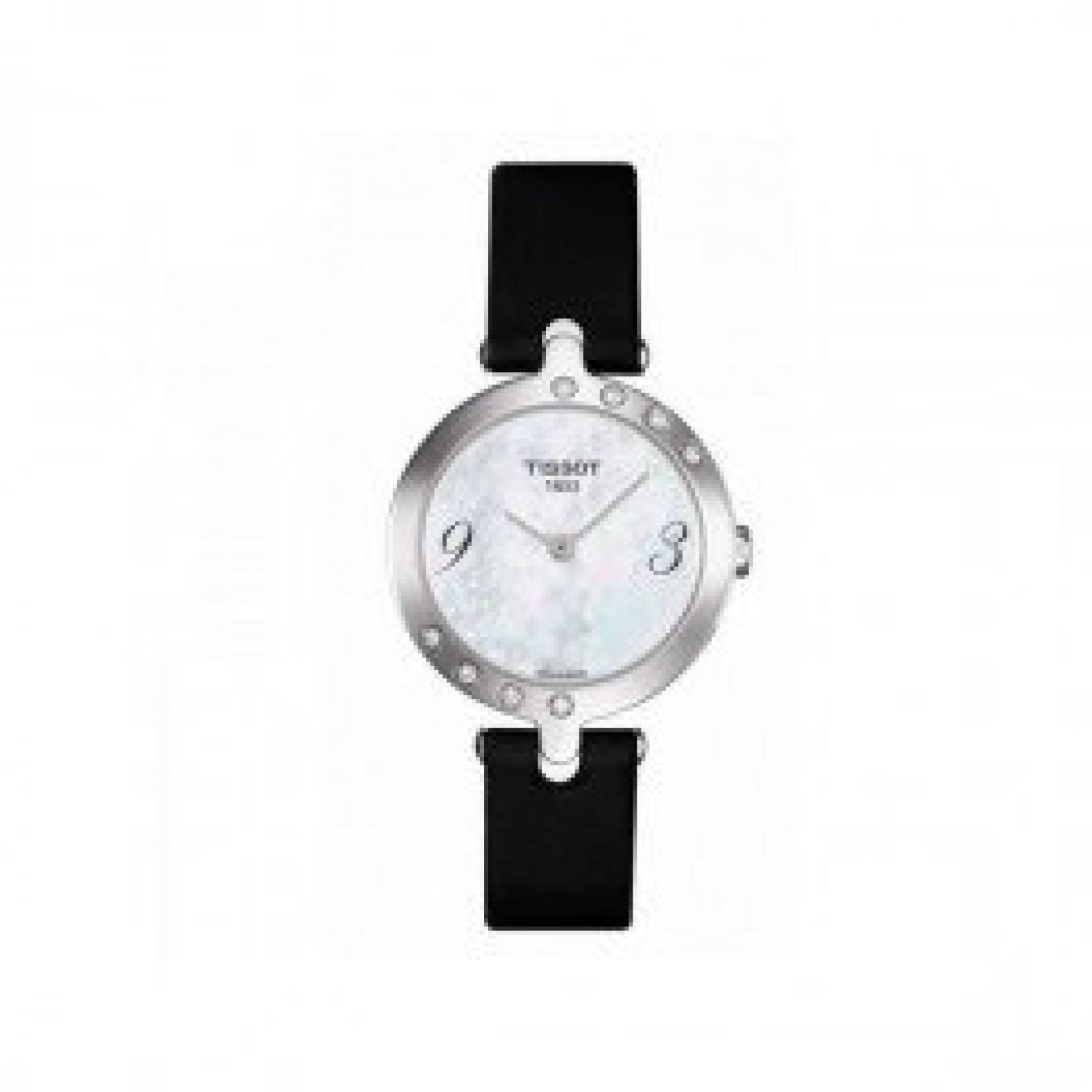 Tissot Ladies Flamingo Diamonds Watch - T0032096711200
