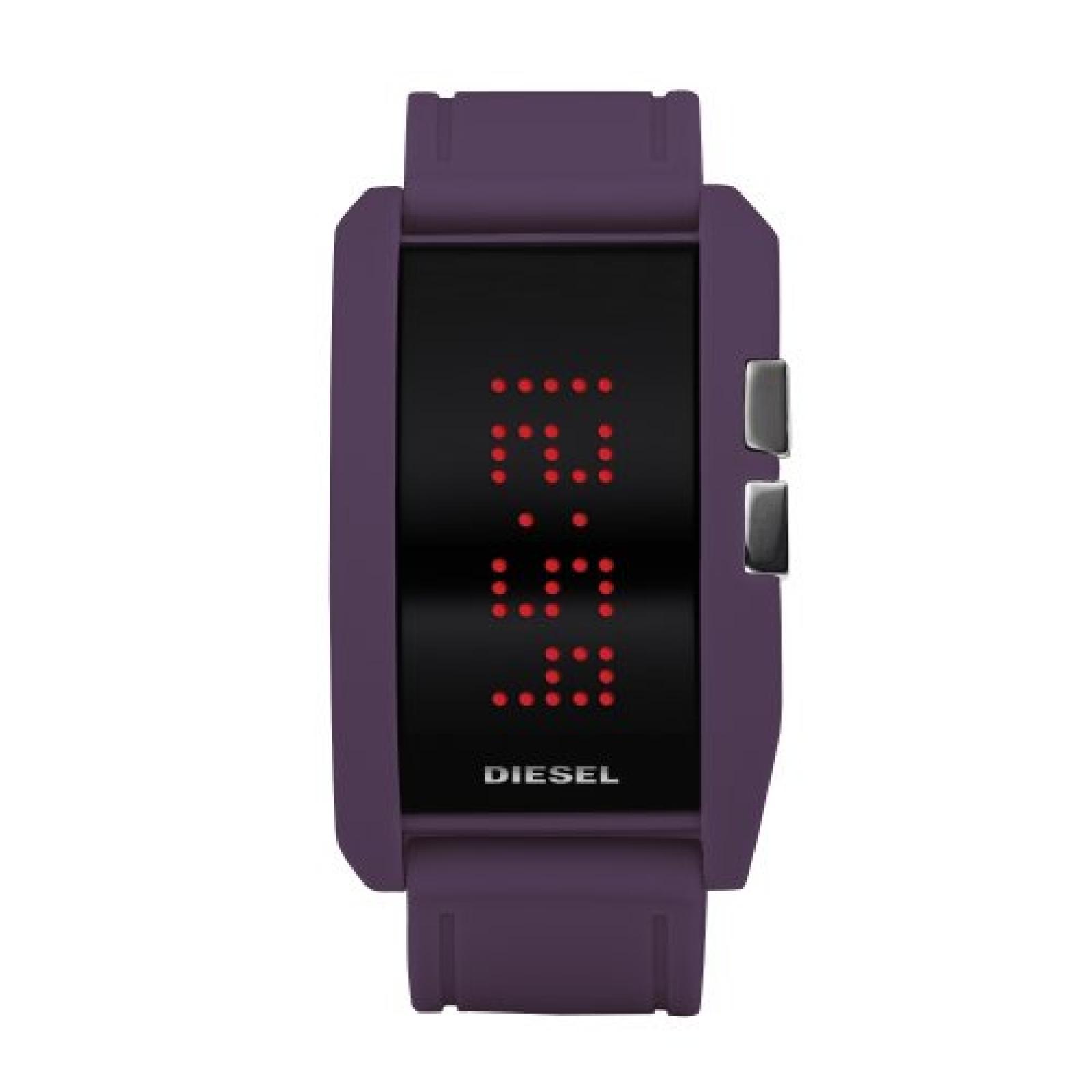 Diesel Unisex-Armbanduhr Digital Plastik DZ7167