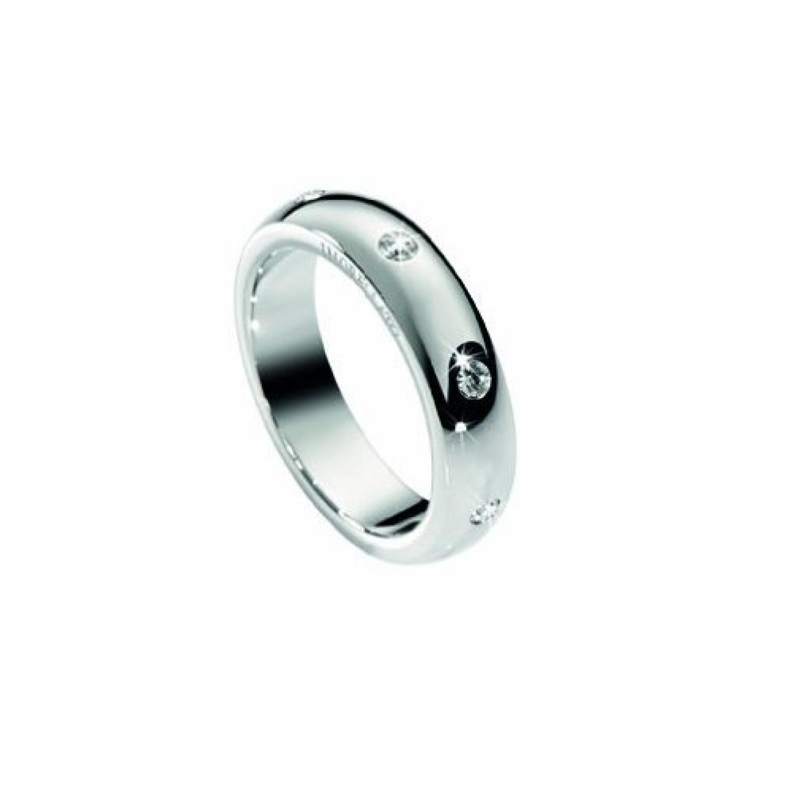 Morellato Damen-Ring Edestahl Love SNA04
