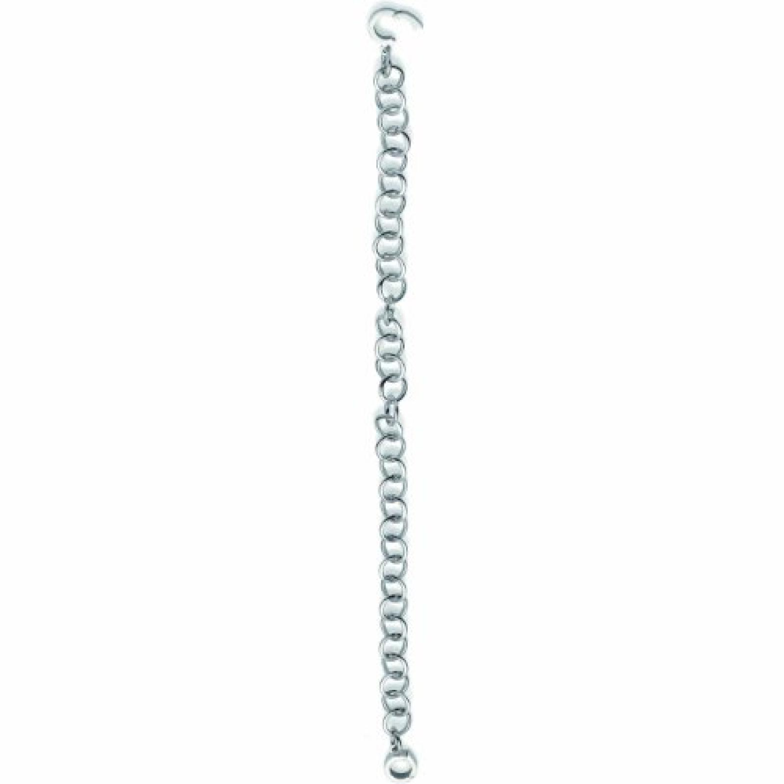 Leonardo Jewels Damen-Charmskette Edelstahl Verlängerungs Darlins 27cm 11704