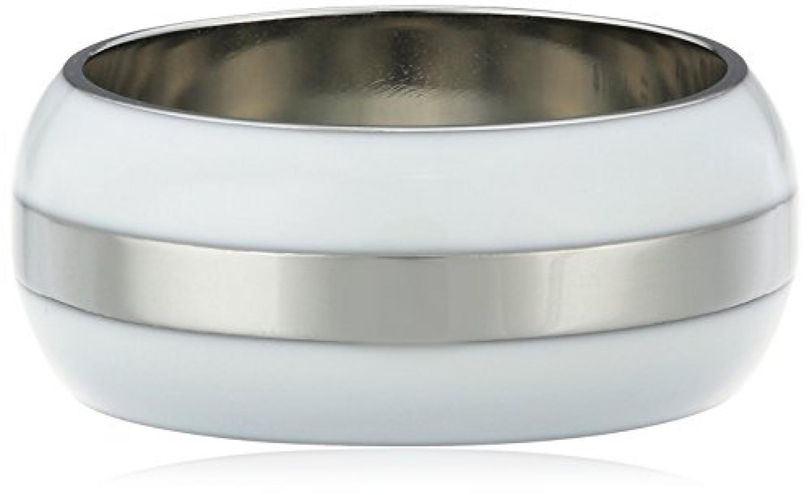 Esprit Jewels Damen-Ring marin white Edelstahl ESRG12111B1