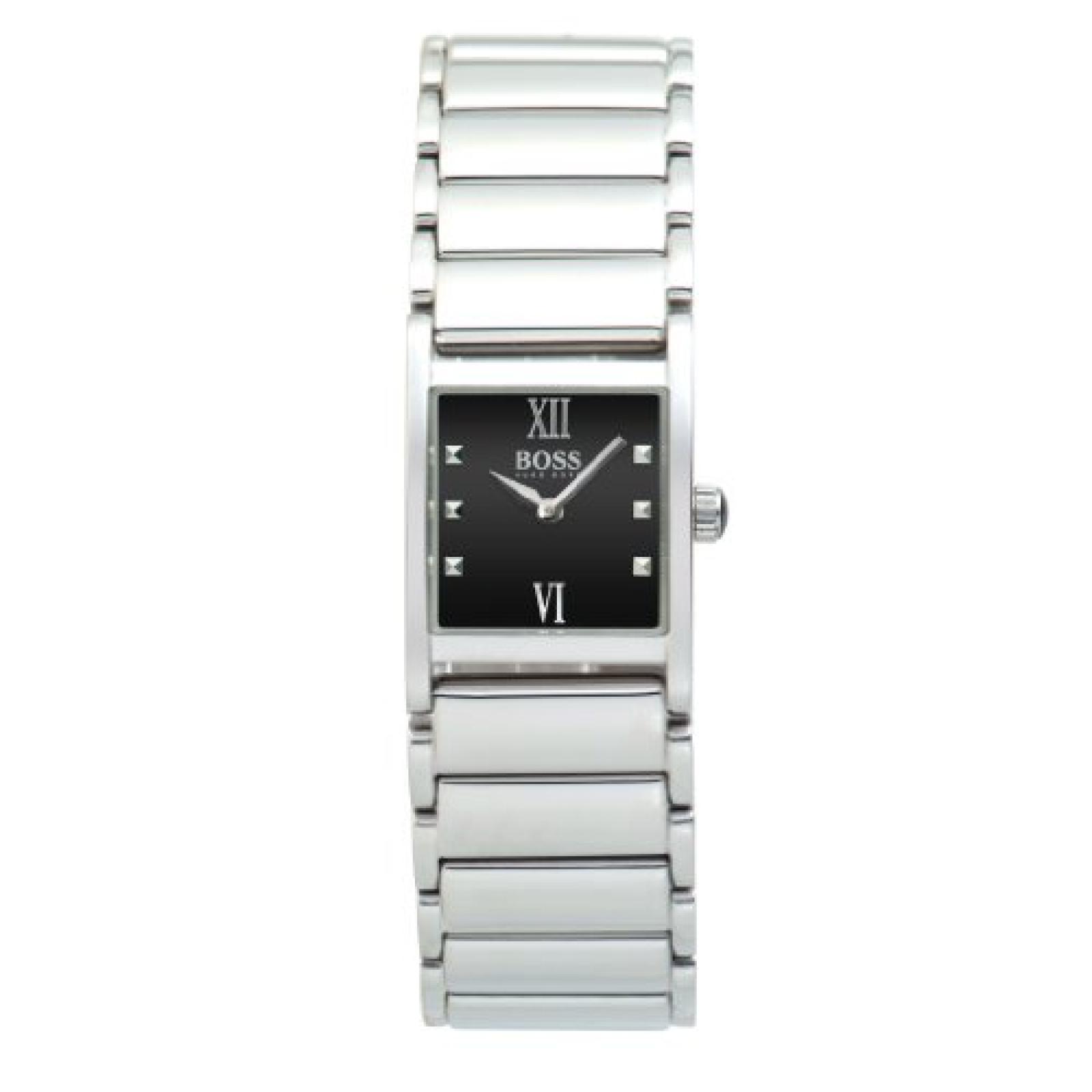 Hugo Boss Damen-Armbanduhr Ladies Fashion Analog Edelstahl 1502210