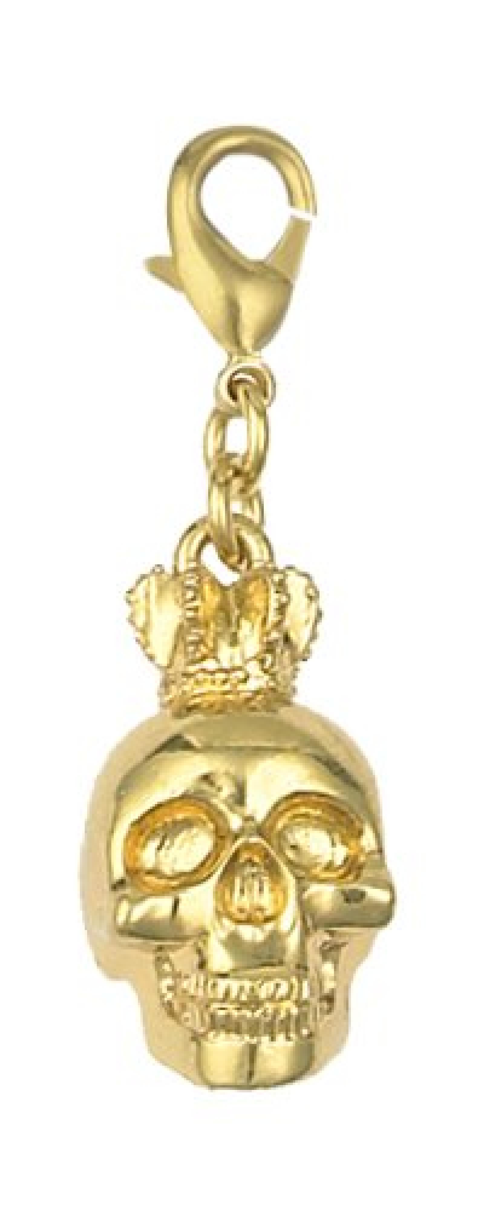 PILGRIM 560-262 Charms-Anhänger, vergoldet