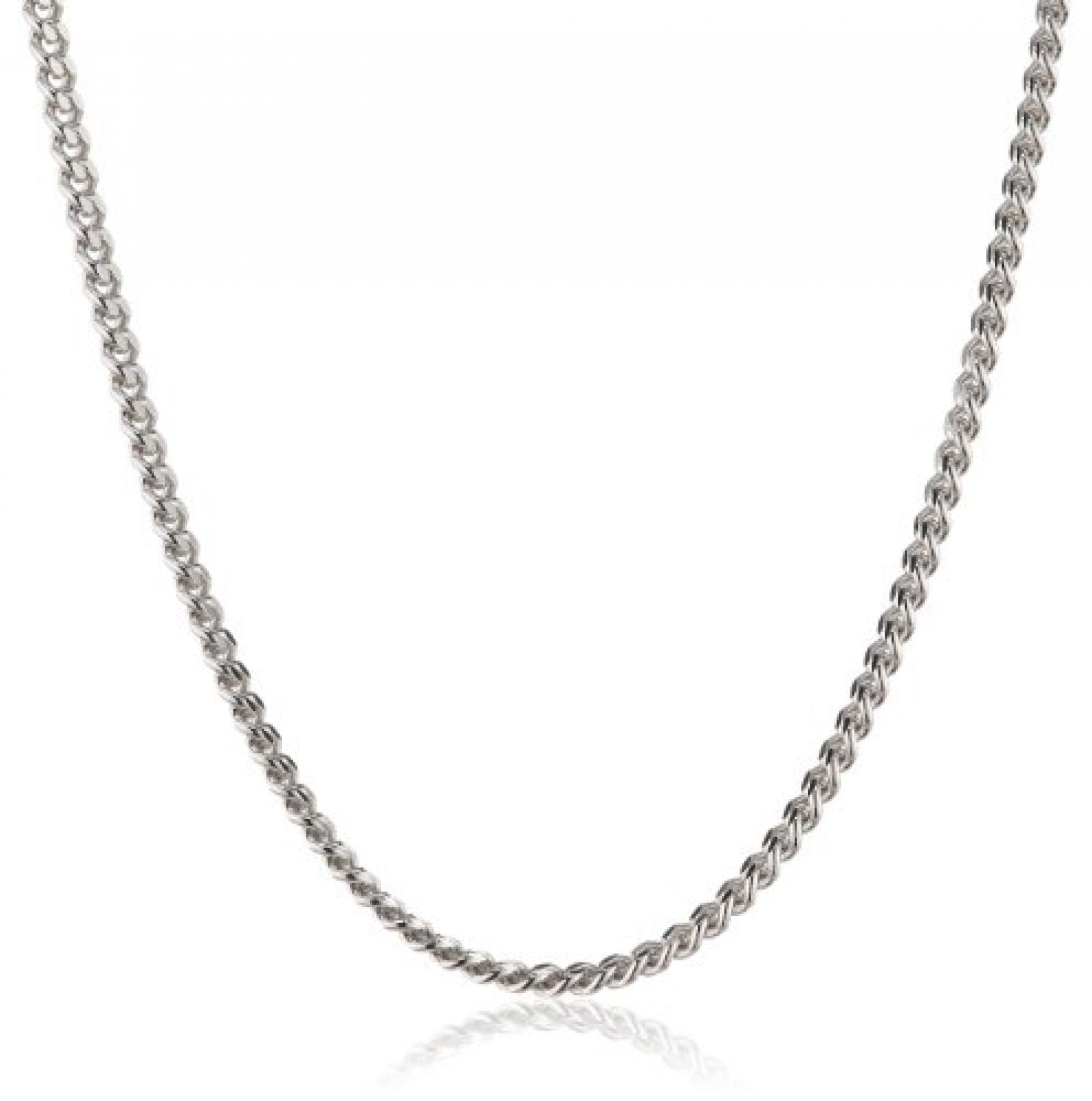 Amor Jewelry Unisex-Halskette 925 Sterling Silber 73943