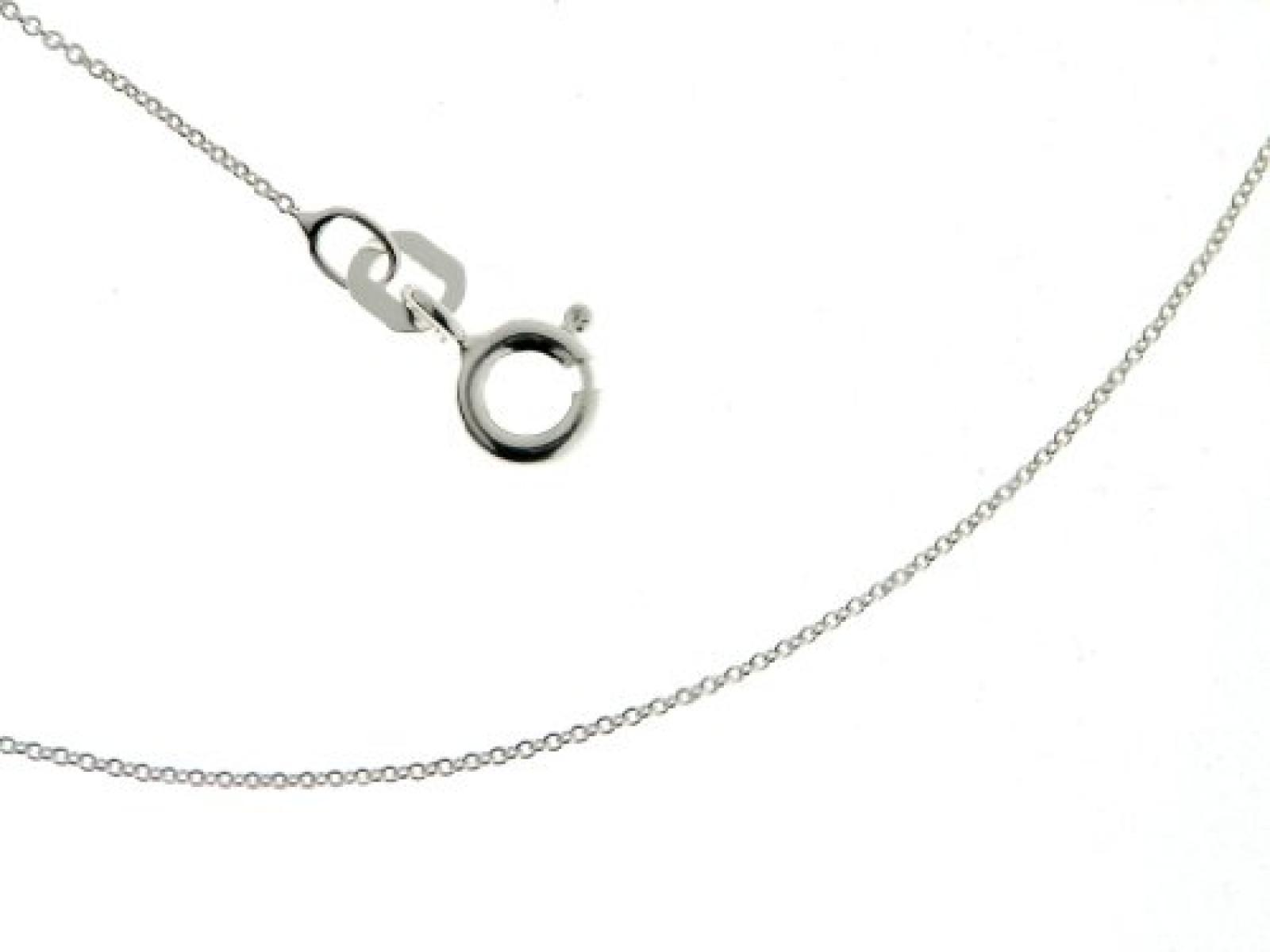 BOB C. Damen-Halskette ohne Anhänger Anker 925 Sterling Silber 326881