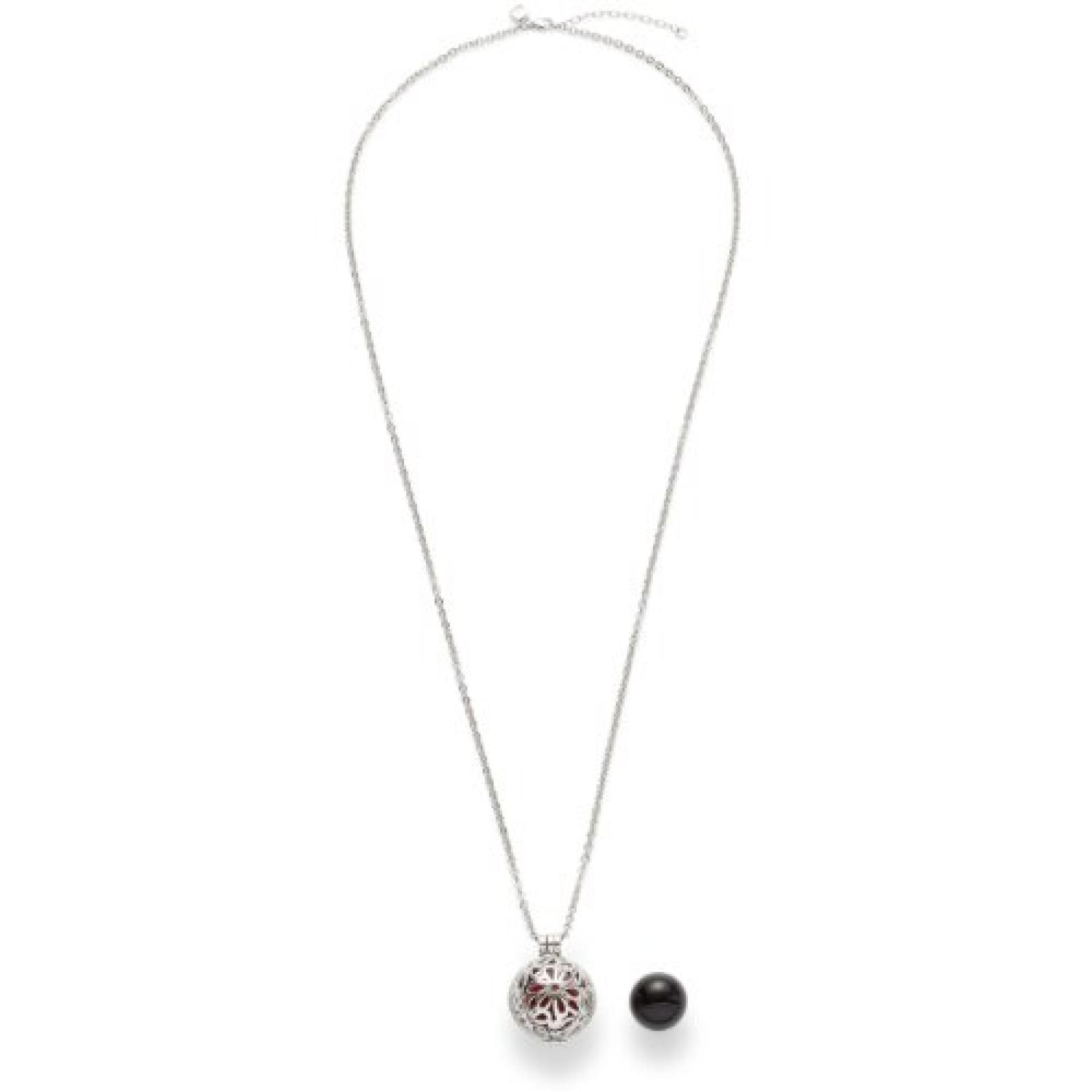 Leonardo Jewels Damen-Halskette mit Anhänger Edelstahl 014269