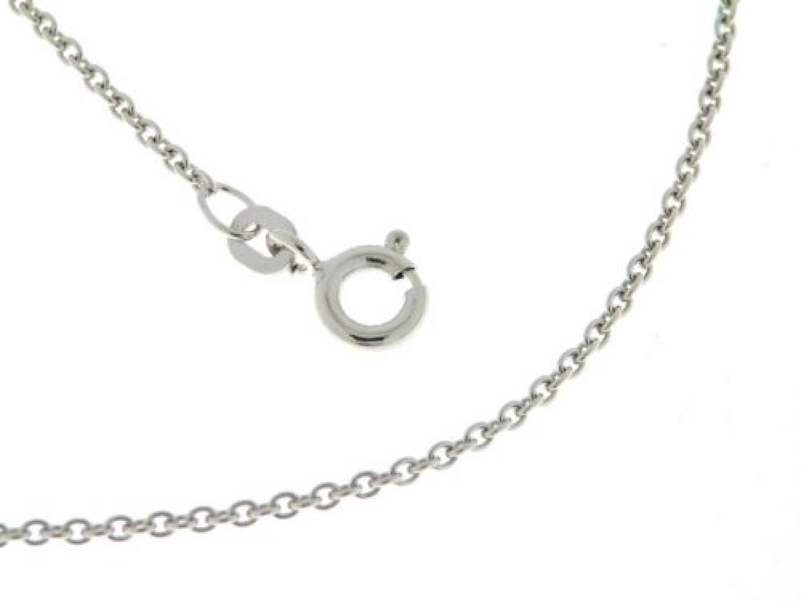 BOB C. Damen-Halskette ohne Anhänger Anker 8 Karat -333 Weißgold 326956
