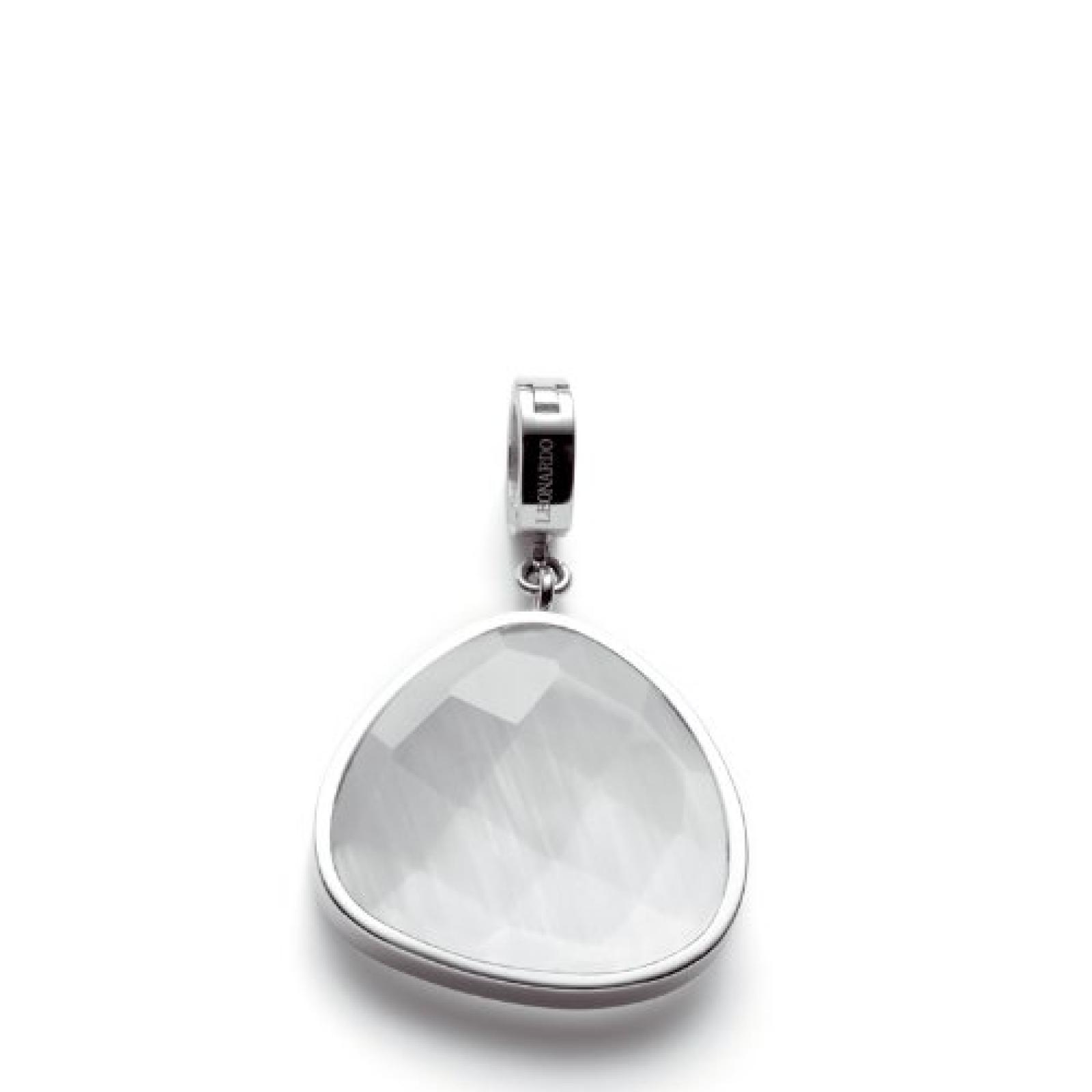 Leonardo Jewels Damen-Anhänger Edelstahl + Glas Pongee Darlins 011406