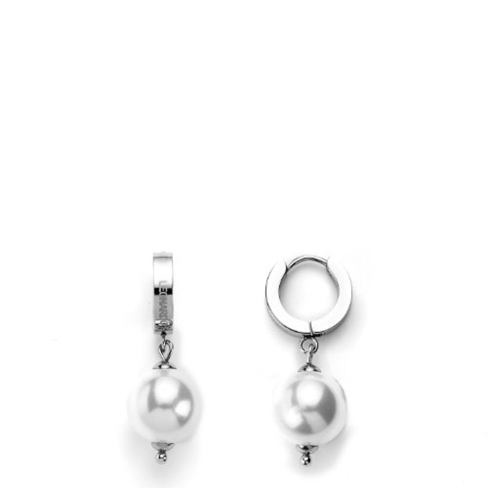 Leonardo Jewels Damen-Creolen 3.4cm Balance 013598