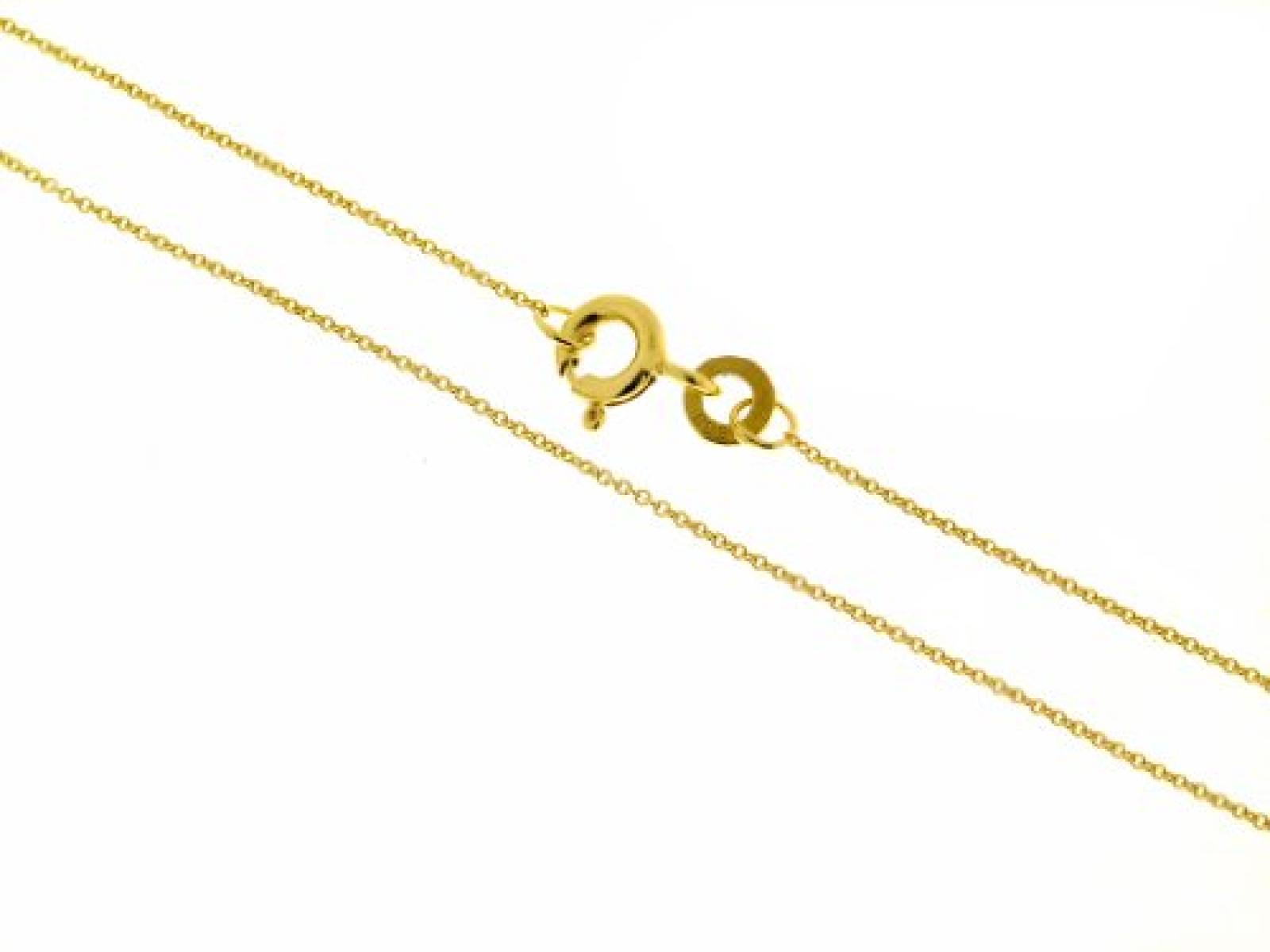 BOB C. Damen Halskette 8 Karat (333) Gelbgold 45.0 cm 332821