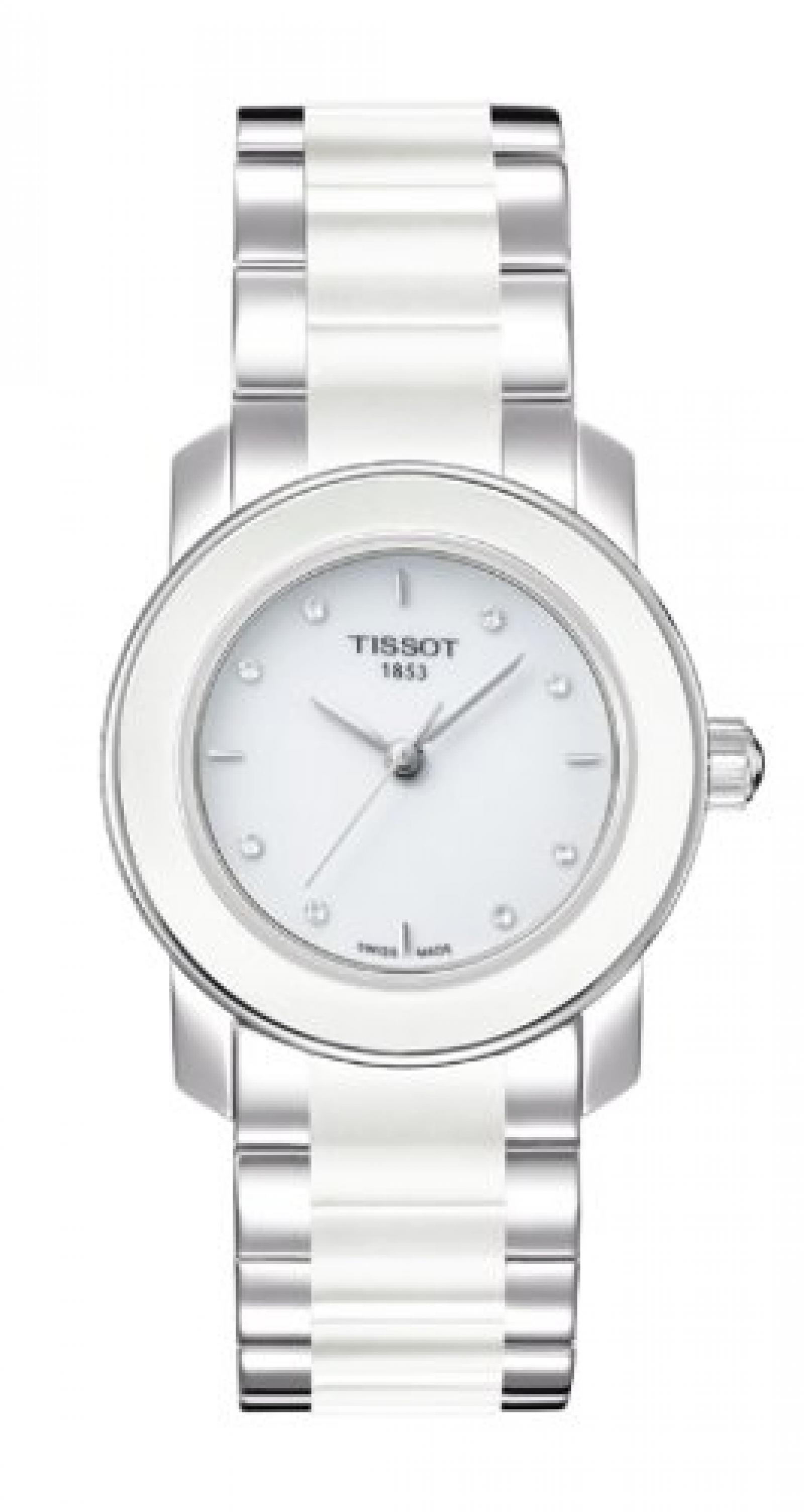 Tissot Damen-Uhren Quarz Analog T0642102201600