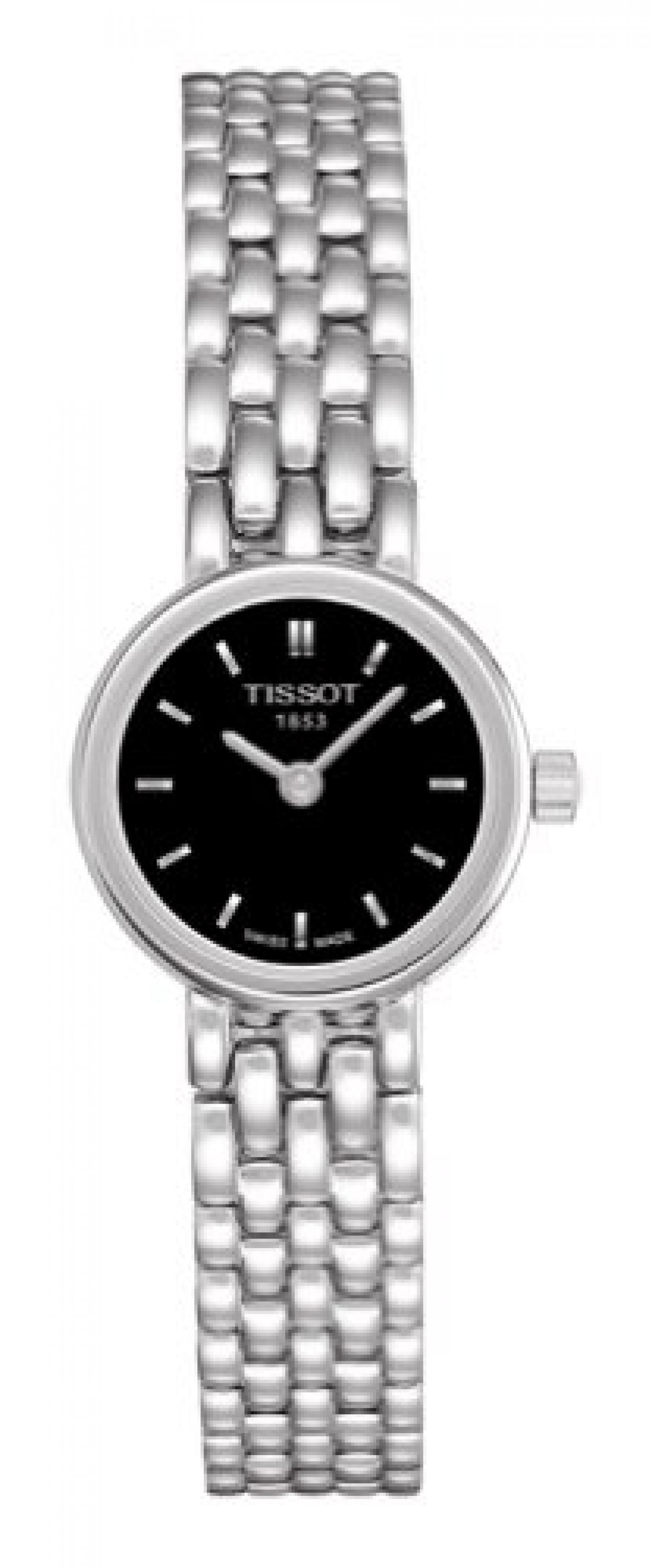 Tissot Damen-Armbanduhr LOVELY T0580091105100