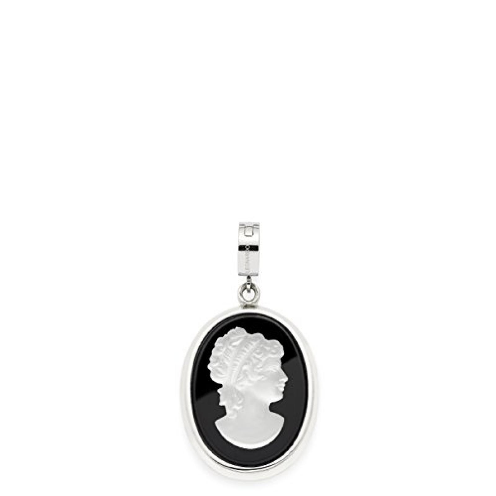 Leonardo Jewels Damen-Anhänger Edelstahl Glas Darlins 5.2 cm 015382