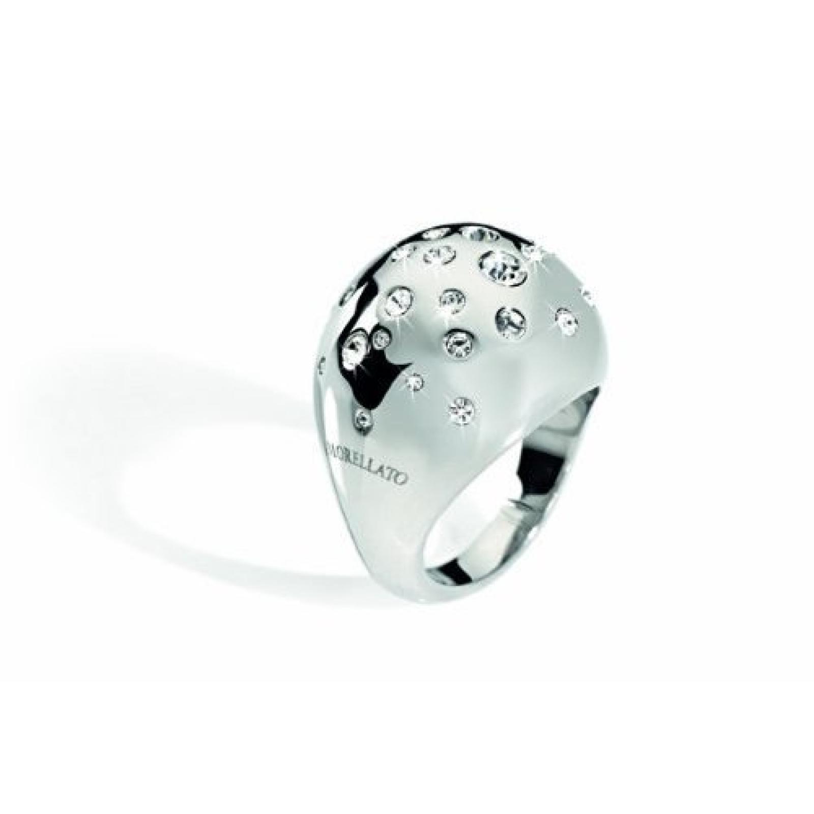 Morellato Damen-Ring Edestahl Lucky SMK12