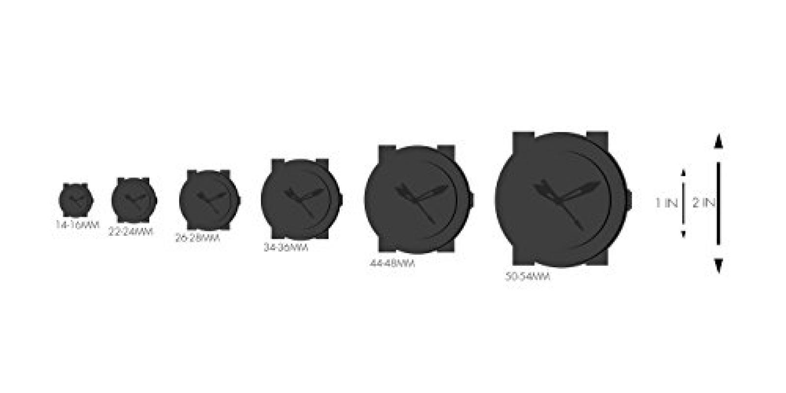 TW-STEEL Armbanduhr Canteen Style TW-5