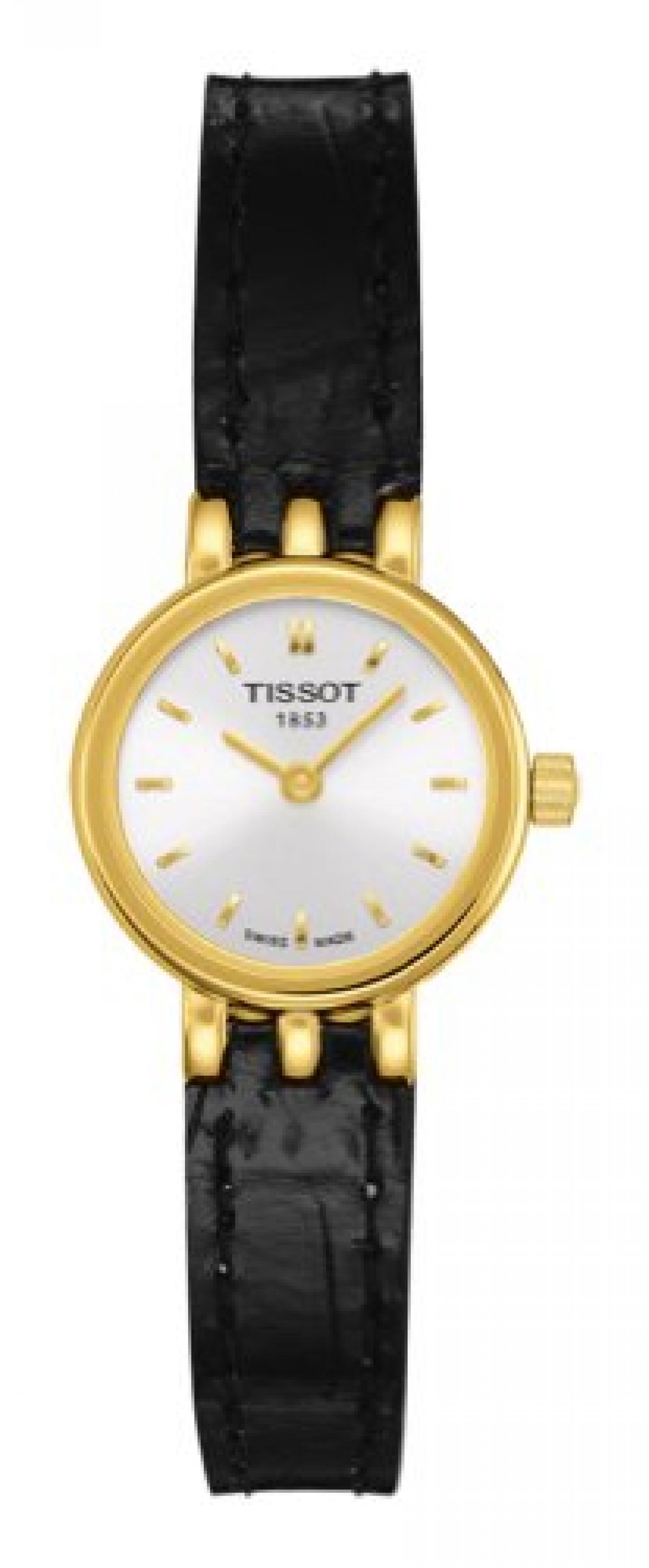 Tissot Damen-Armbanduhr LOVELY T0580093603100