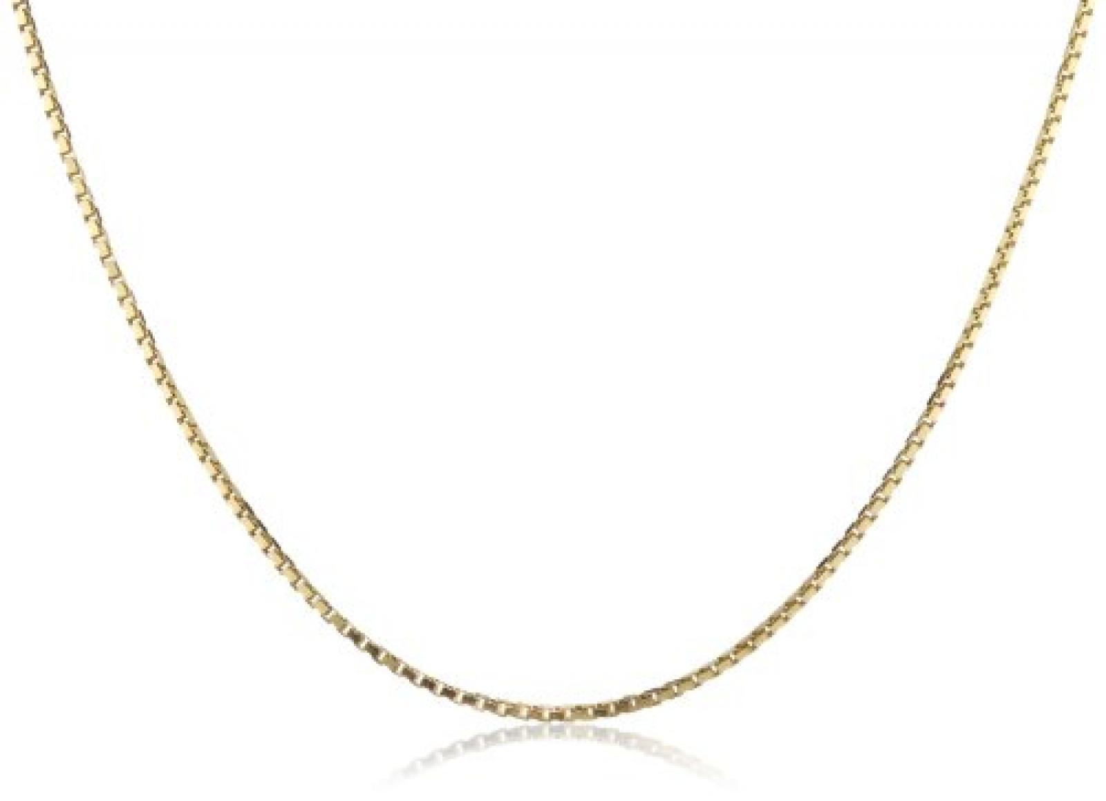 Amor Jewelry Damen-Halskette 8 Karat 333 Gelbgold 320207