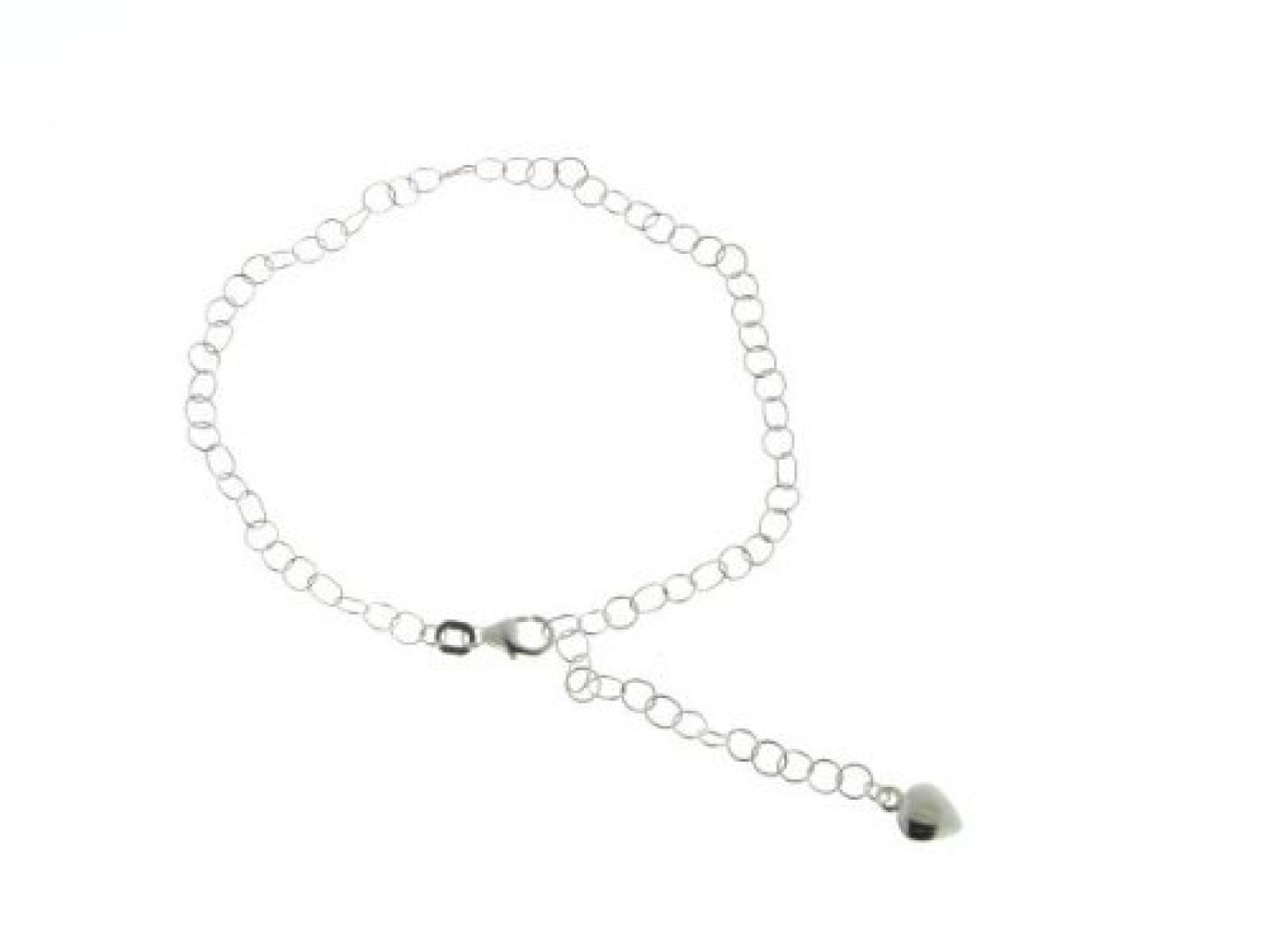 BOB C. Damen-Fusskettchen Sterling-Silber 925 FA 71323/92/25