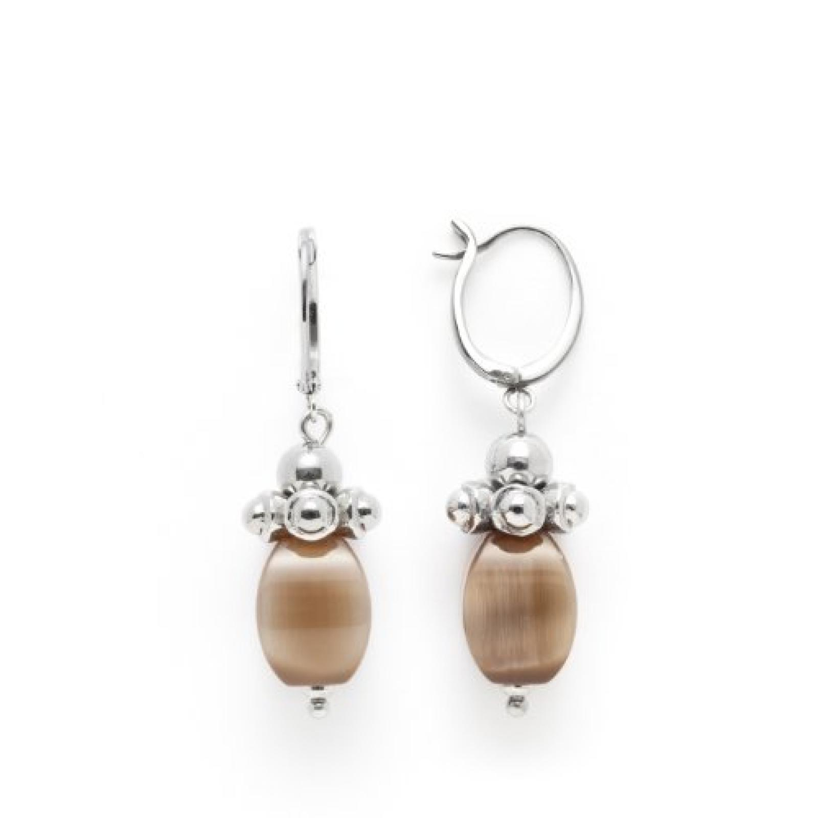 Leonardo Jewels Damen-Ohrhänger Brisur Classy 013891