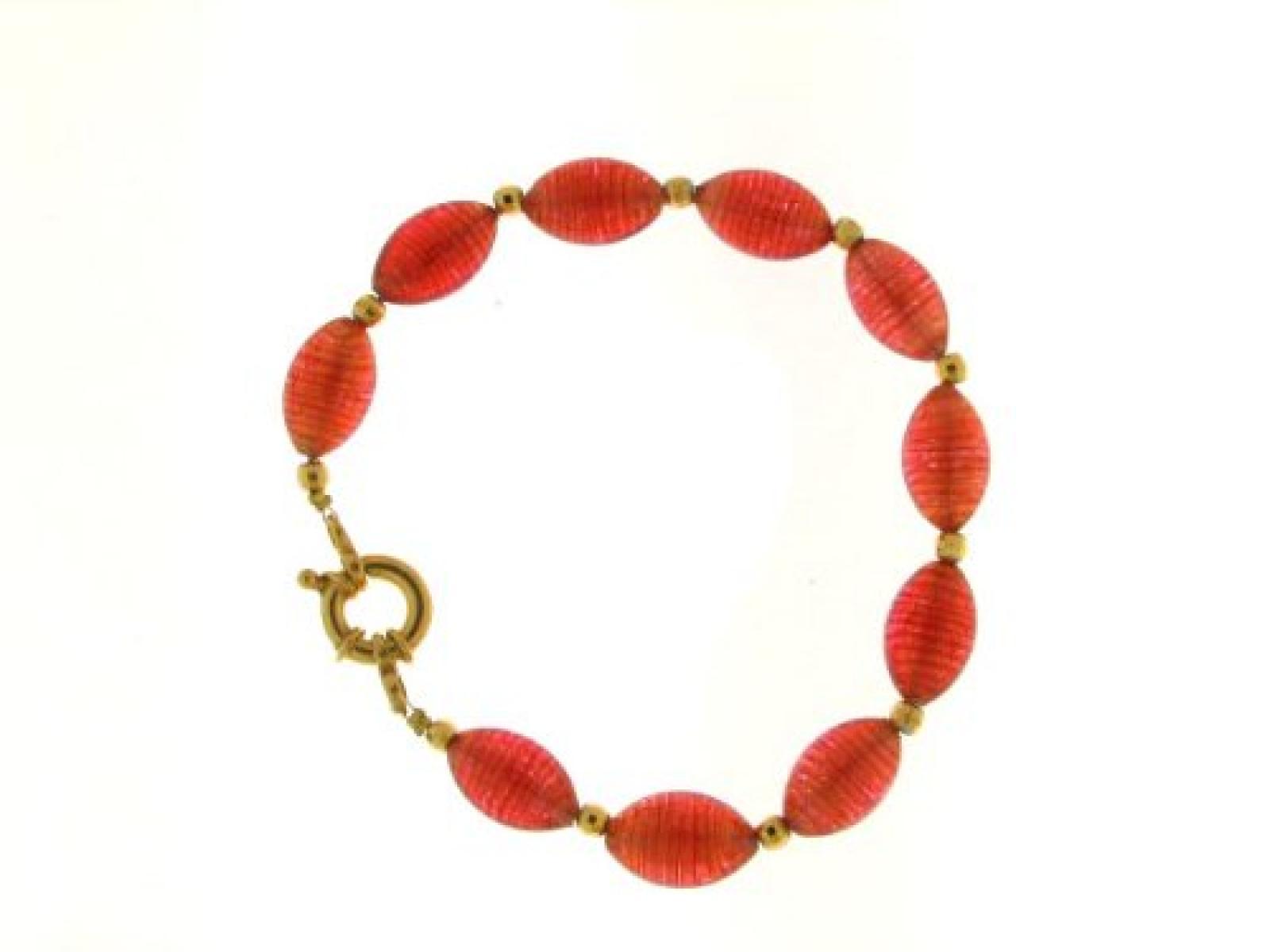 Kettenworld Damen-Armband 925 Sterling Silber 278455