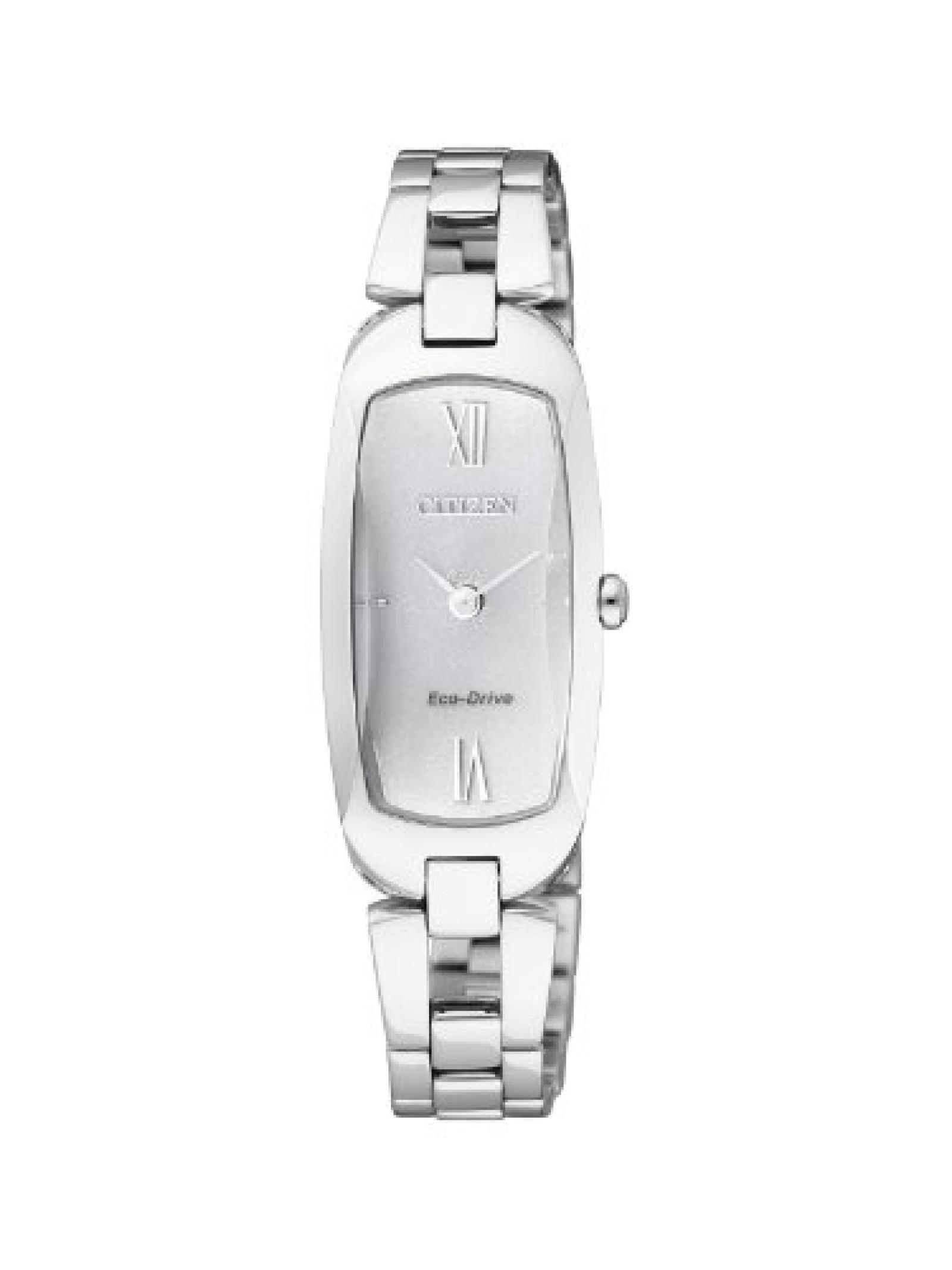 Citizen Damen-Armbanduhr XS Citizen L Analog Quarz Edelstahl EX1100-51A