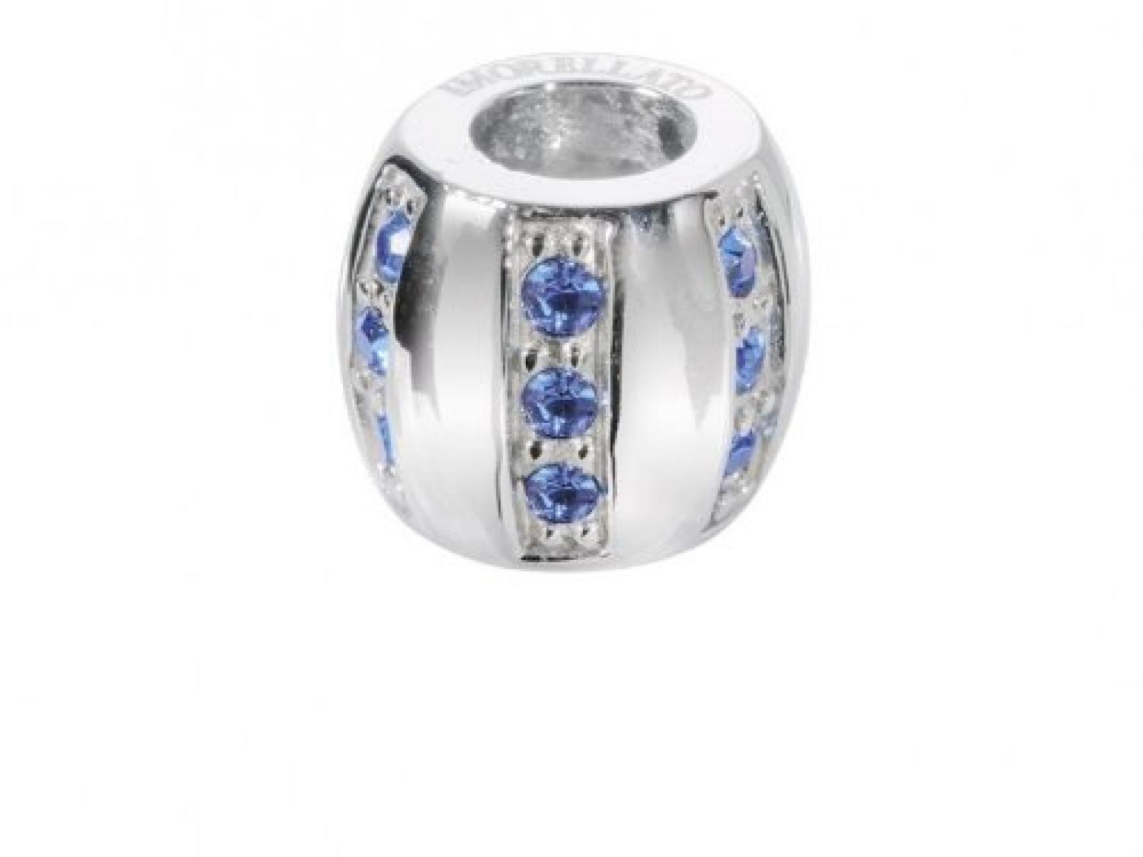 Morellato Unisex-Bead Jewels blaue Kristalle SCZJ6