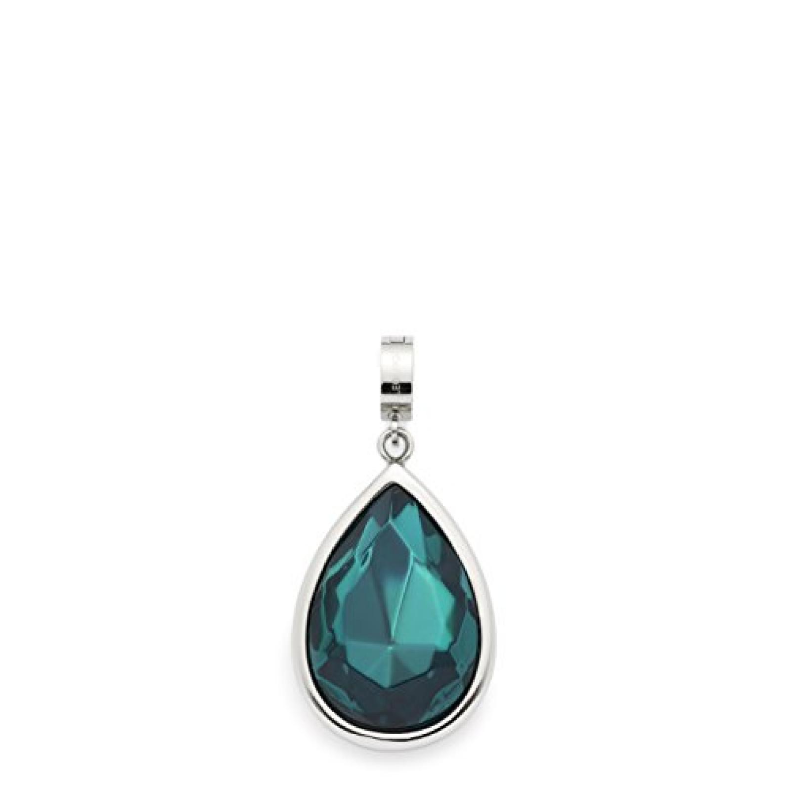 Leonardo Jewels Damen-Anhänger Edelstahl Glas Darlins 5.2 cm 015377