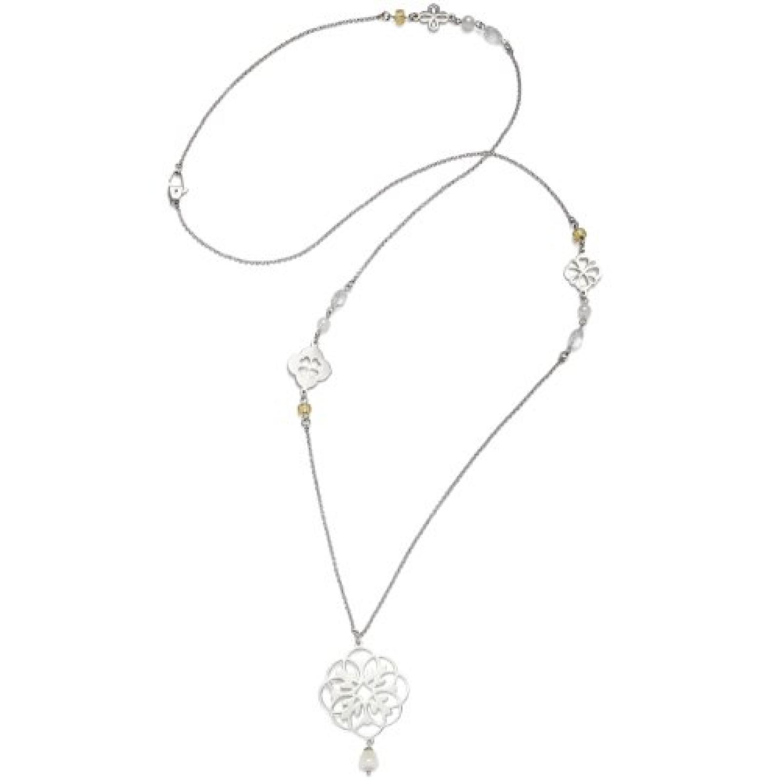 Leonardo Jewels Damen-Halskette lang Serail 100cm 013207
