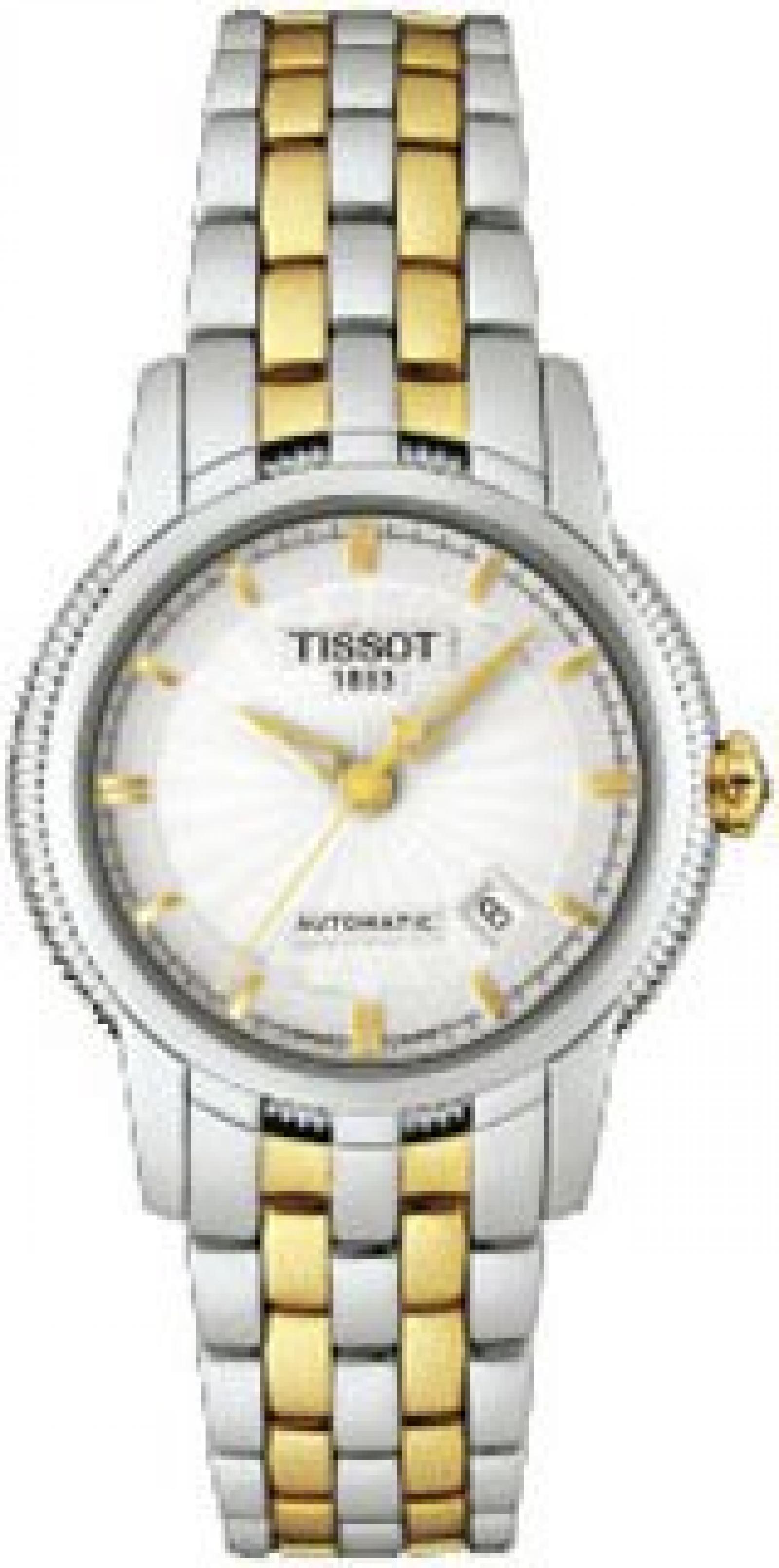 Tissot Damenuhr Ballade Automatic T97218331
