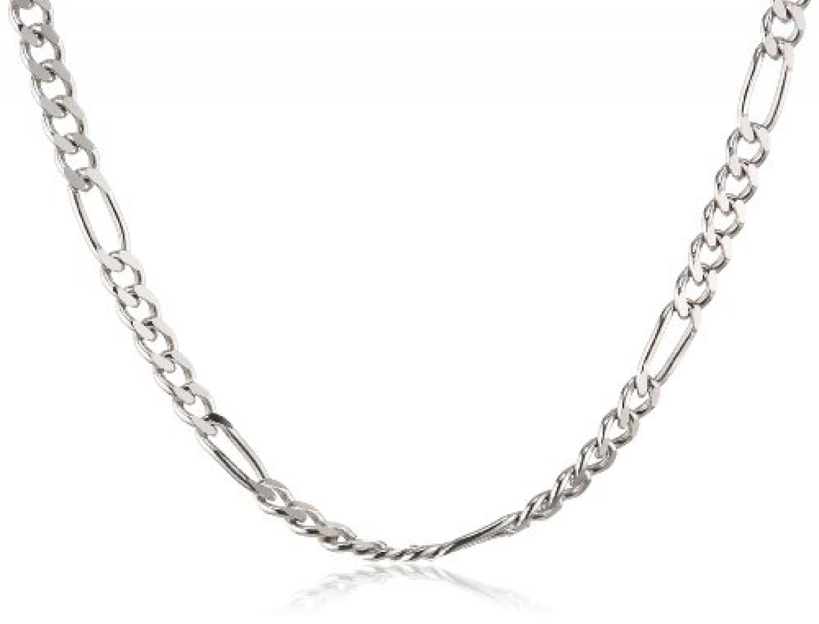 Amor Jewelry Unisex-Halskette 925 Sterling Silber 27885