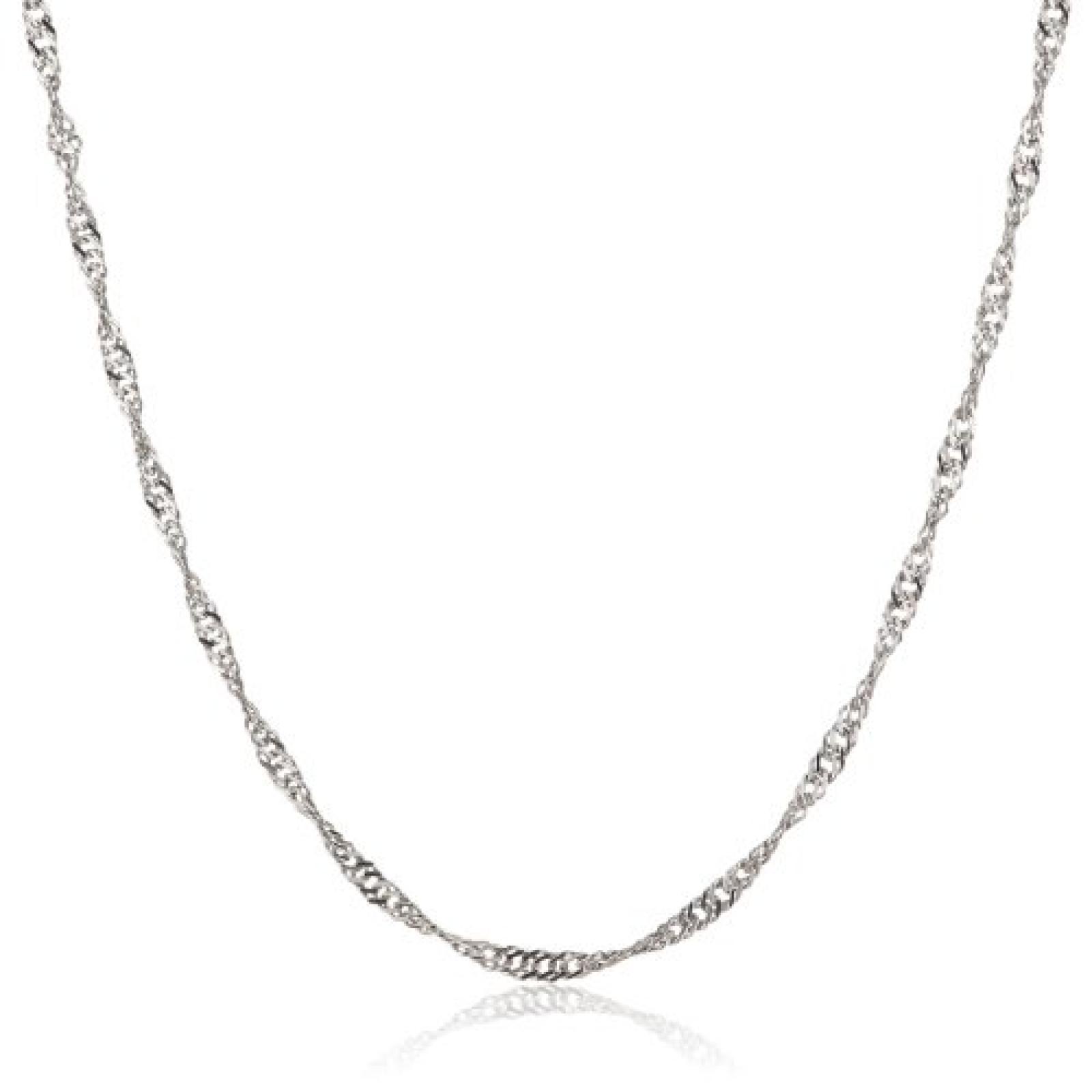 Amor Jewelry Damen-Halskette 925 Sterling Silber 468688