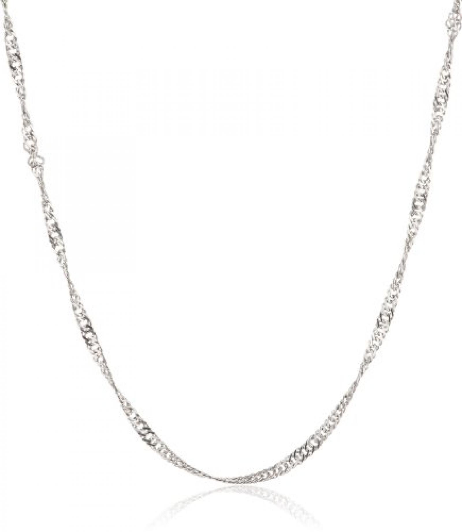 Amor Jewelry Damen-Halskette 925 Sterling Silber 468565