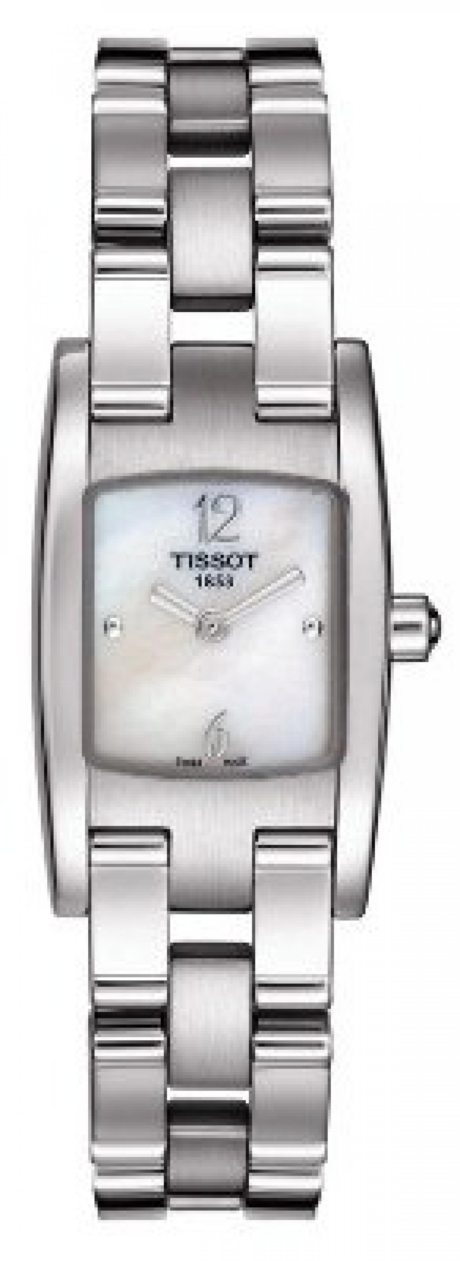 Tissot T-Trend collection Ladies T3 (extension line) Watch - T0421091111700