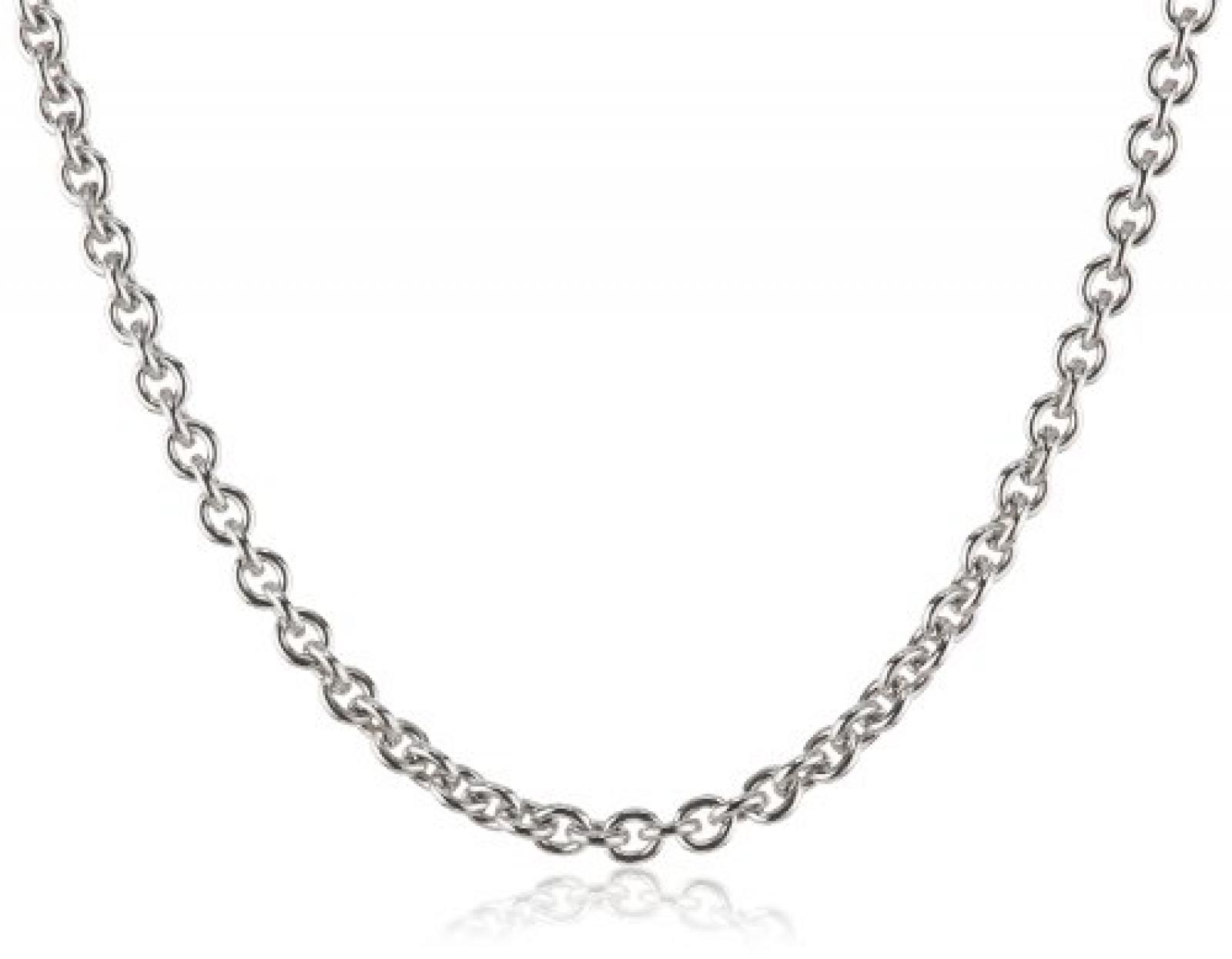 Amor Jewelry Unisex-Halskette 925 Sterling Silber 90186