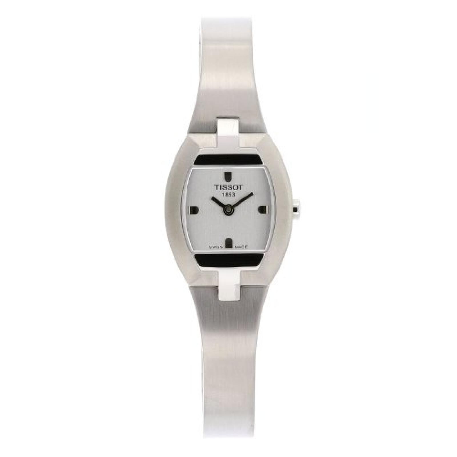 Tissot Damen-Armbanduhr T-TONNEAU T62128531
