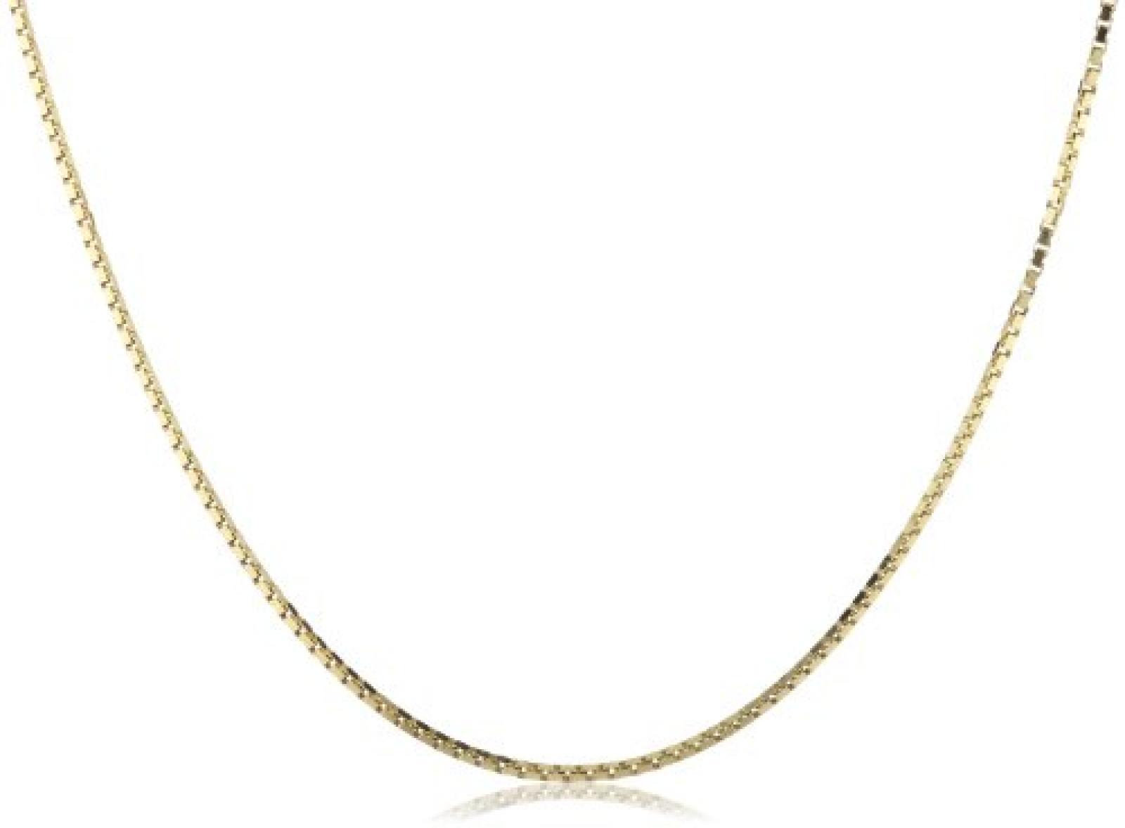 Amor Jewelry Damen-Halskette 8 Karat 333 Gelbgold 320214