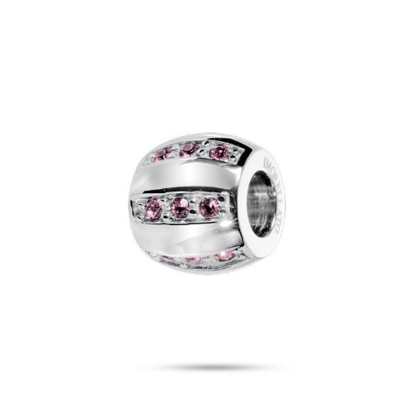 Morellato Unisex-Bead Jewels ametyst Kristalle SCZJ7