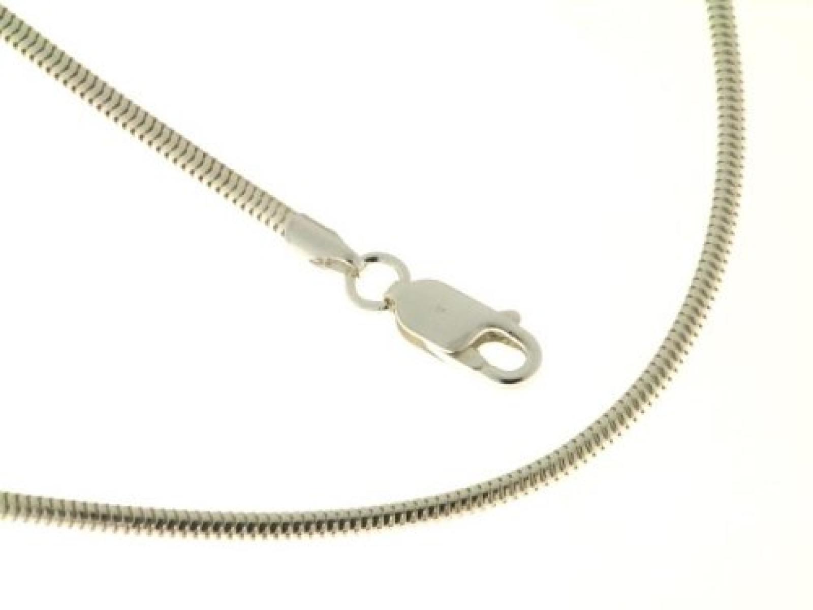 BOB C. Schlangenkette 1,9 mm in 925/- Sterlingsilber, 121739-121742
