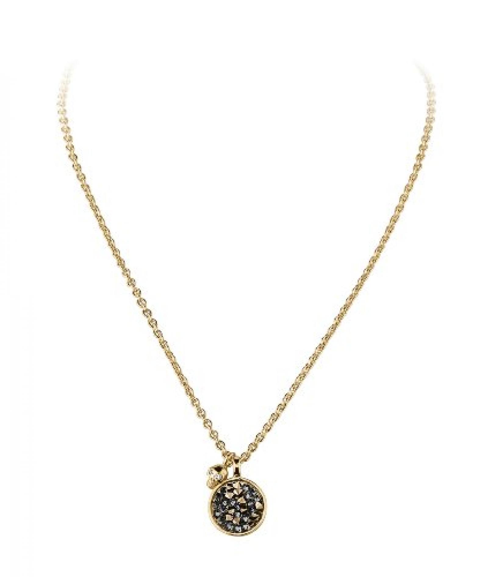Dyrberg/Kern Damen-Halskette mit Anhängern DIRIANA SG GREY 333939