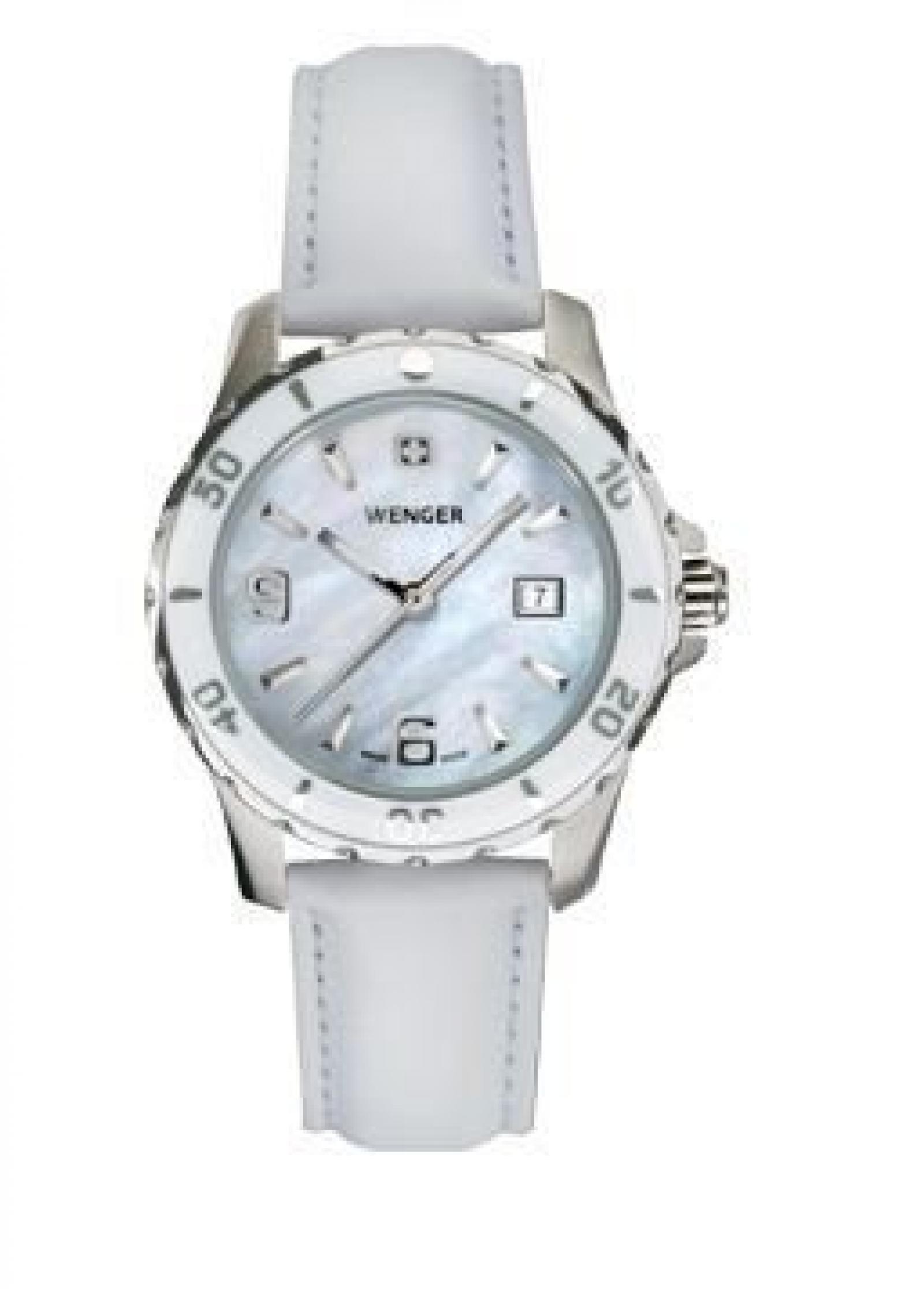 Damen Uhren WENGER Elegance 70382