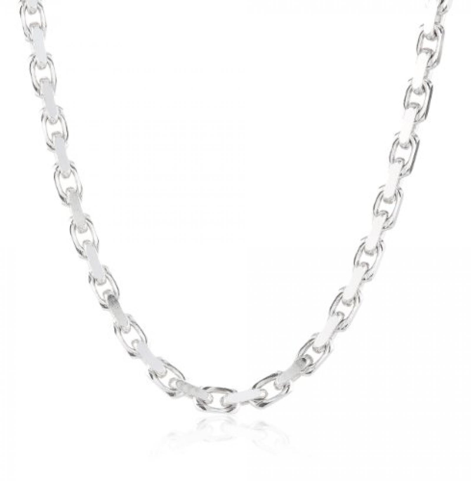 Amor Jewelry Unisex-Halskette 925 Sterling Silber 90100
