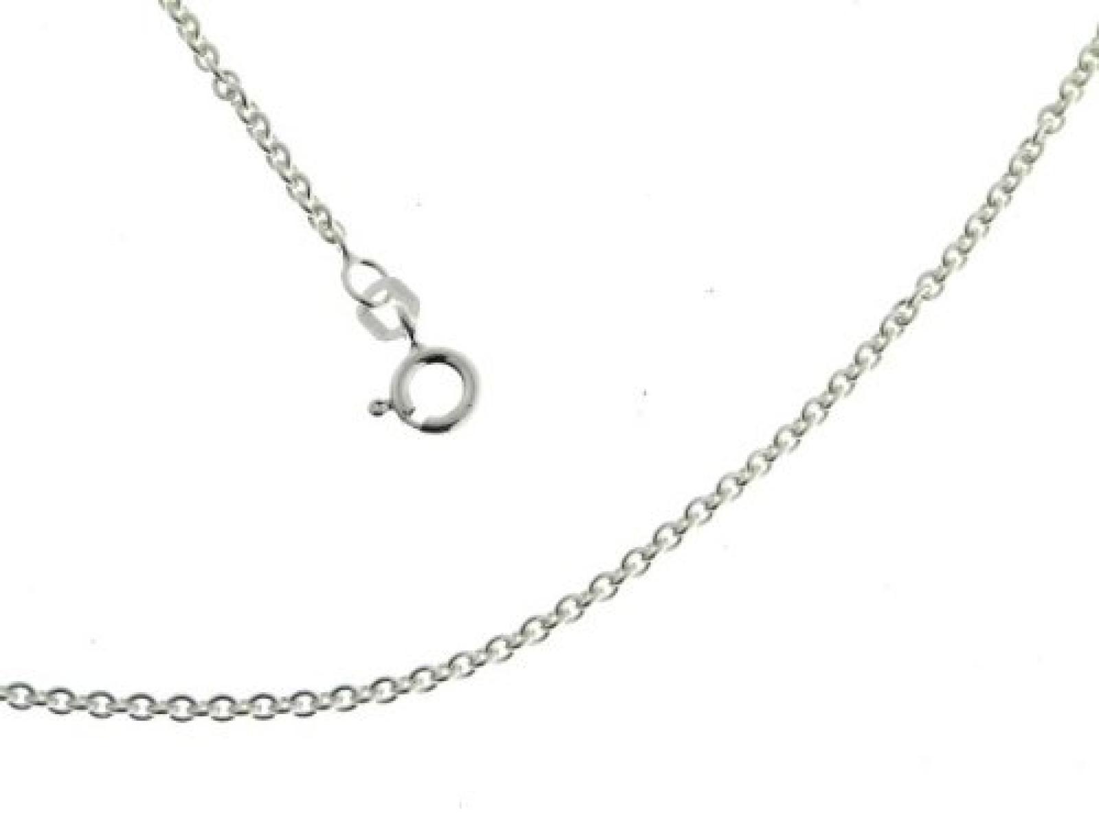 BOB C. Damen-Halskette ohne Anhänger Anker 925 Sterling Silber 326996