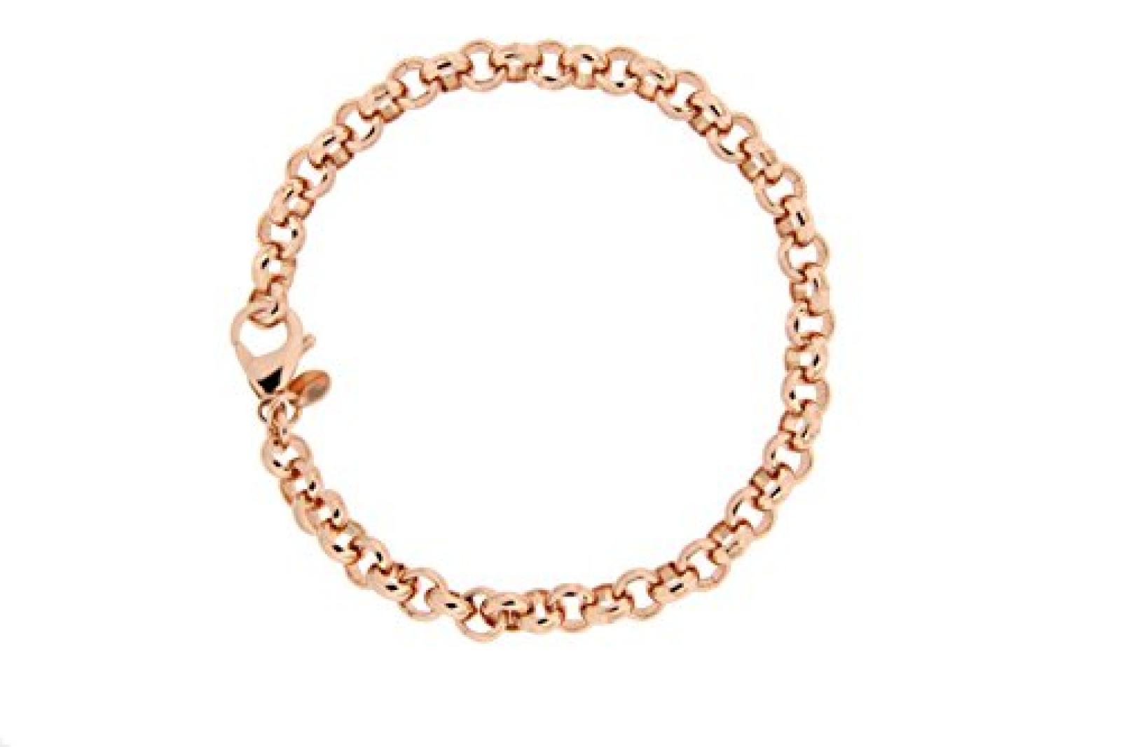 Kettenworld Damen Armband Bronze 21 cm 288522
